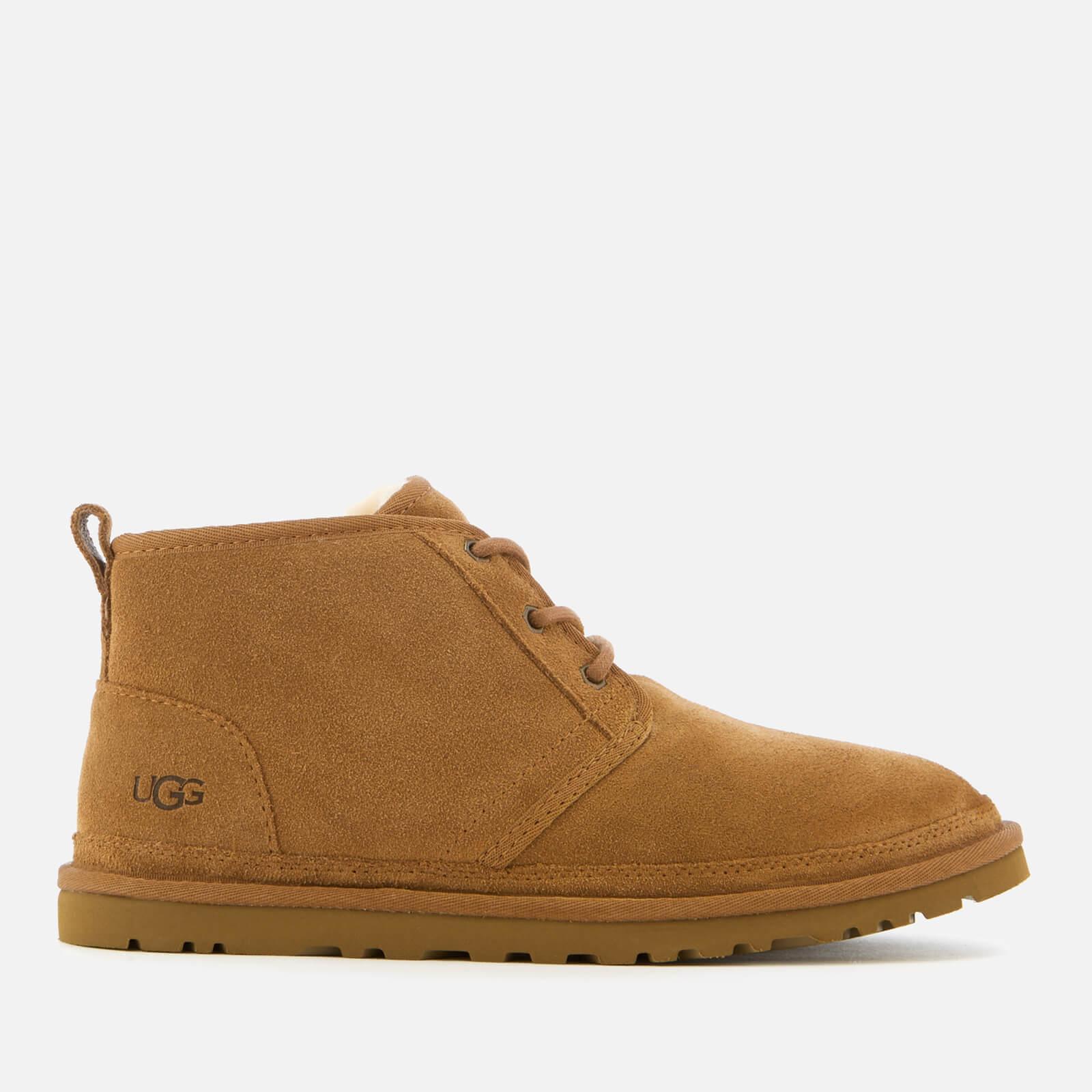 Ugg Mens Neumel Boots Chestnut Uk 7