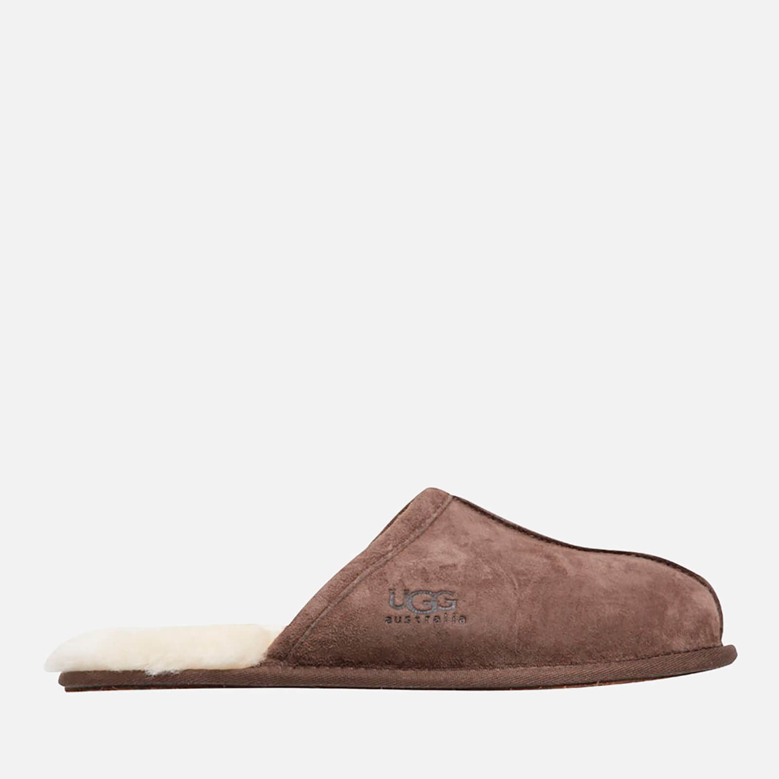 Click to view product details and reviews for Ugg Mens Scuff Suede Sheepskin Slippers Espresso Uk 8.