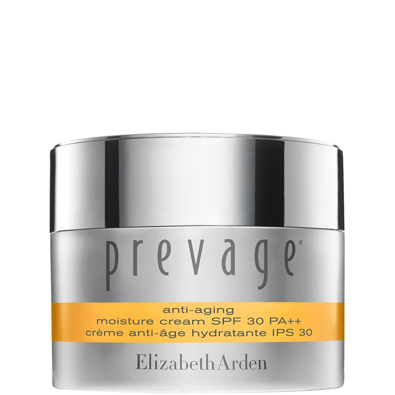 Купить Антивозрастной увлажняющий крем Elizabeth Arden Prevage Anti-aging Moisture Cream SPF30 50 мл