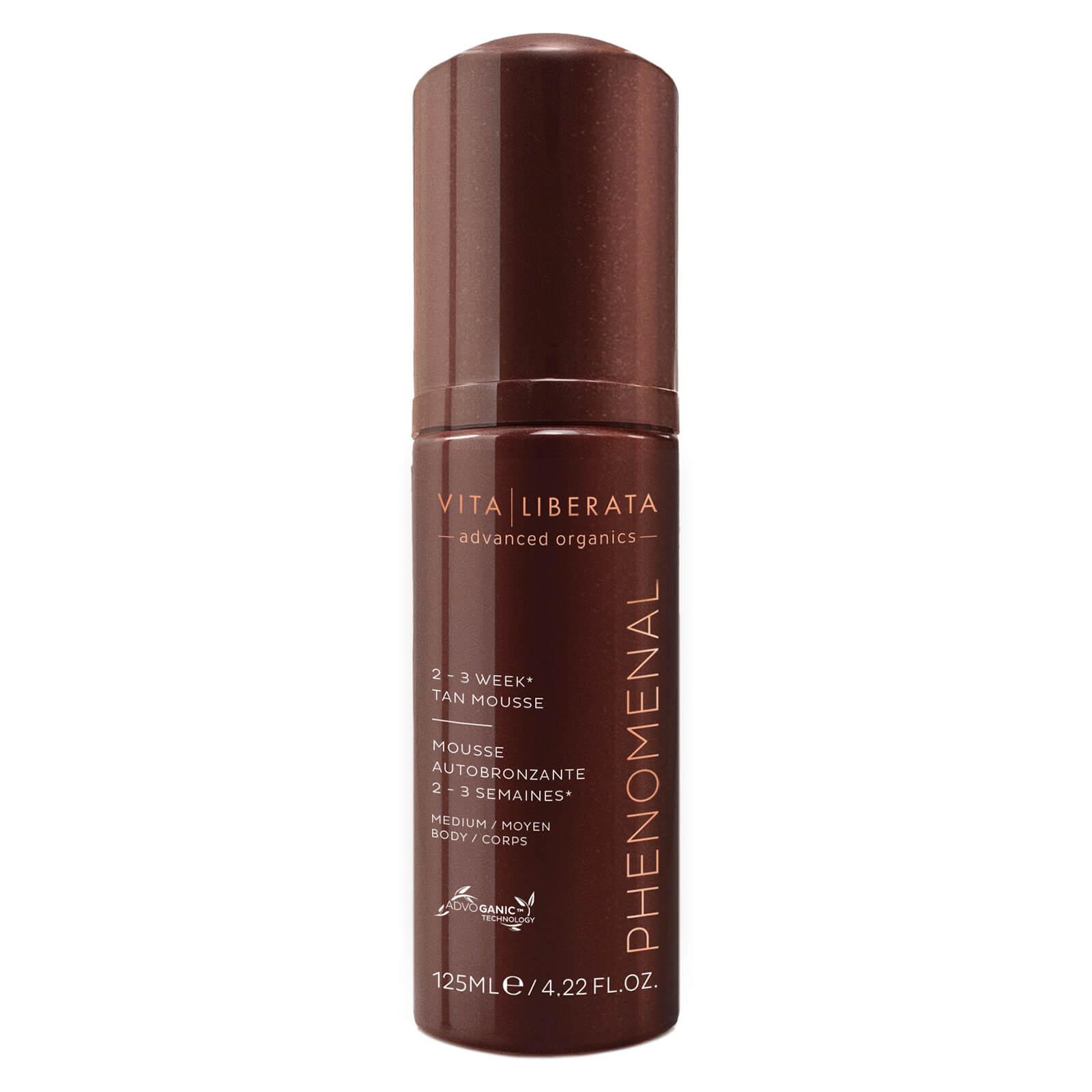 Феноменальный мусс-автозагар Vita Liberata pHenomenal 2-3 Week Tan - Medium - 125 мл  - Купить