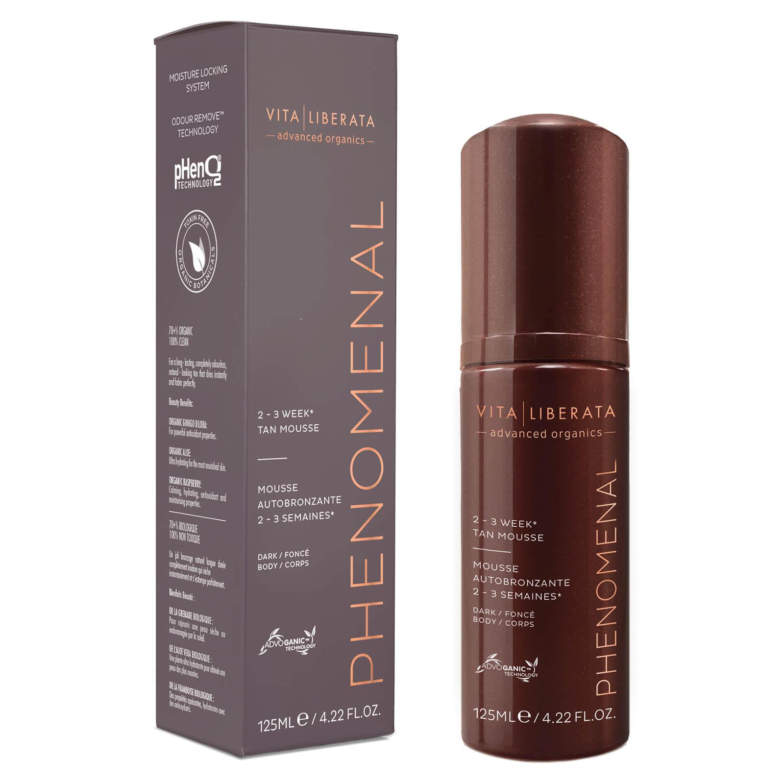 Купить Феноменальный мусс-автозагар Vita Liberata pHenomenal 2-3 Week Tan - Dark - 125 мл