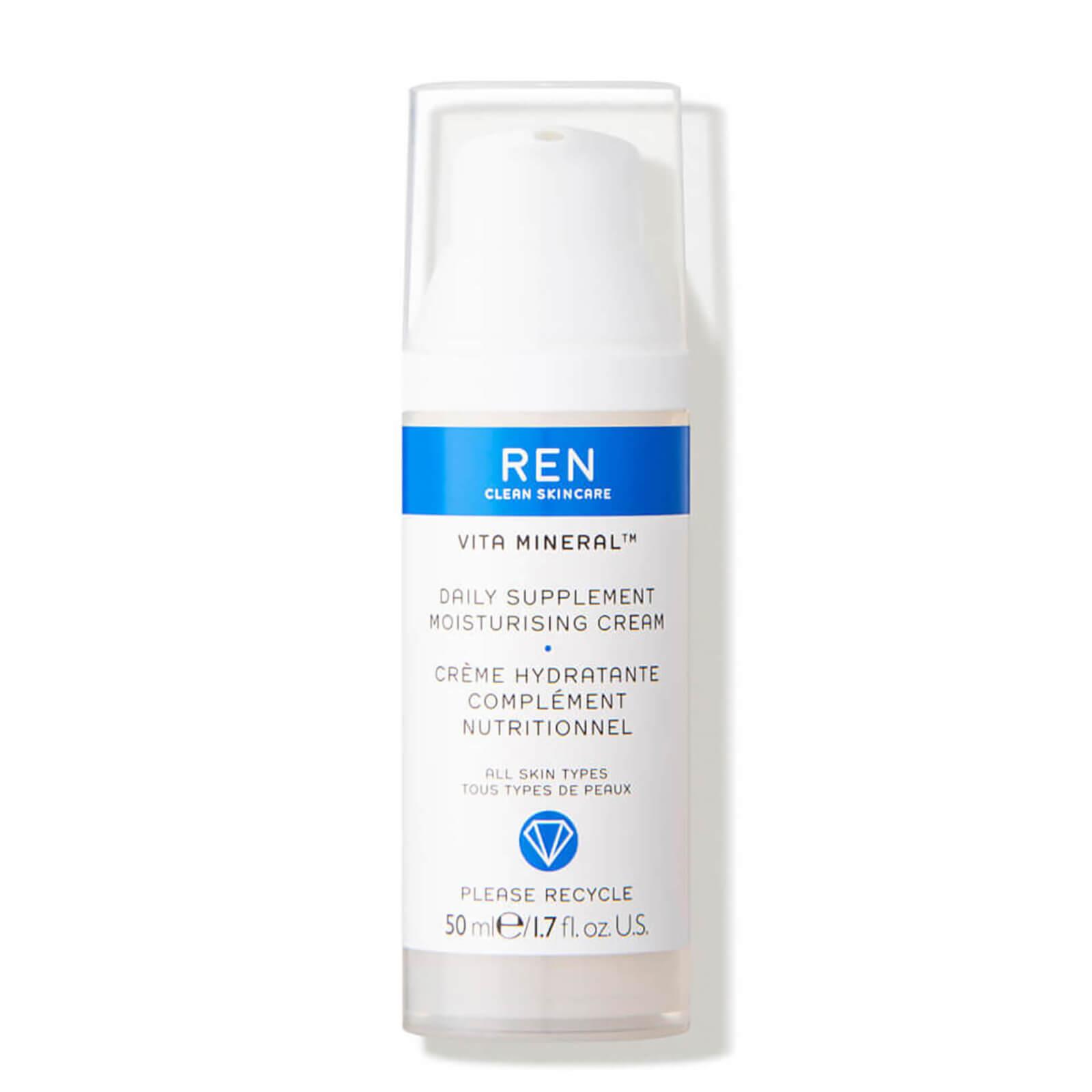 Купить Ежедневный увлажняющий крем REN Vita Mineral™ Daily Supplement Moisturising Cream
