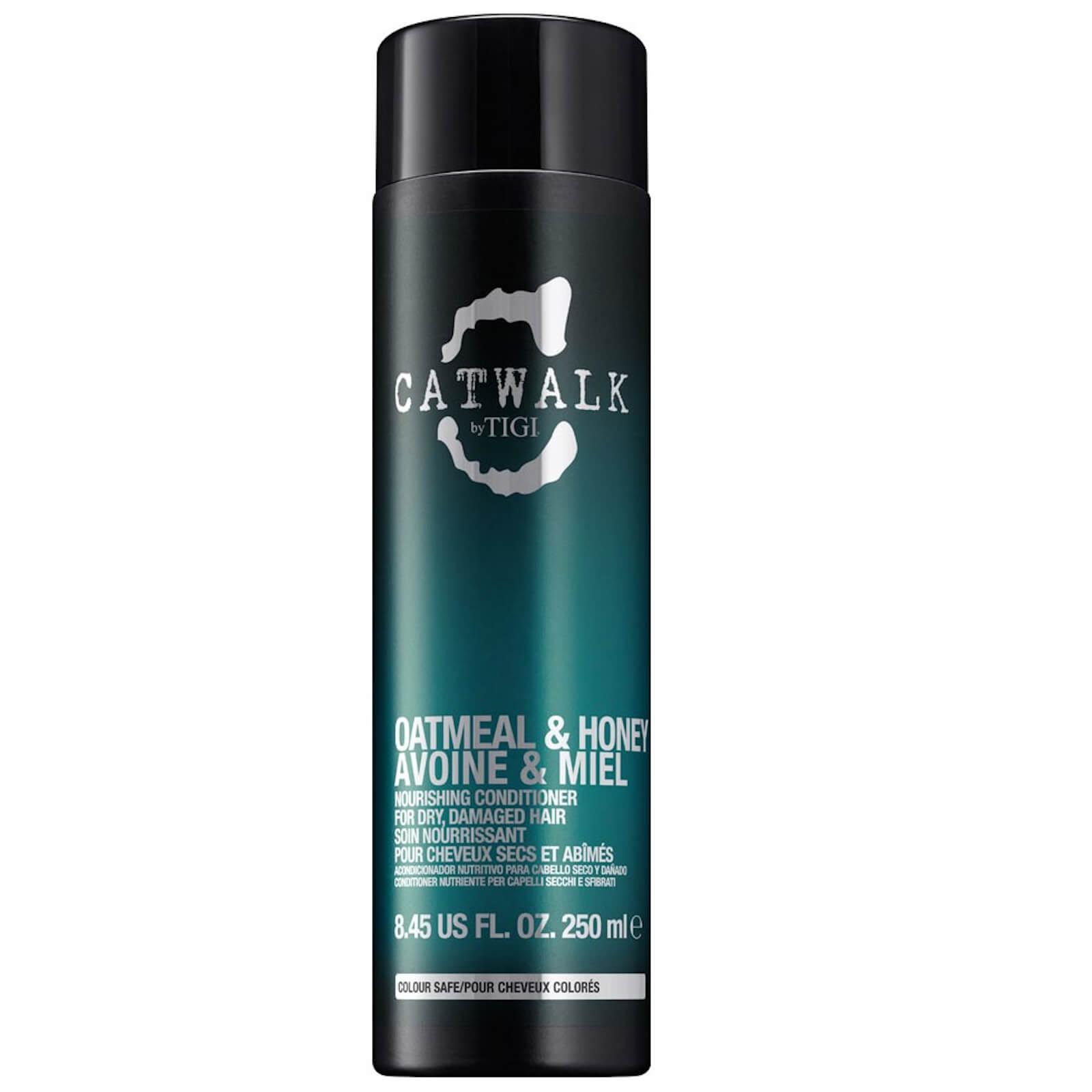 Купить Кондиционер для питания сухих и ломких волос TIGI Catwalk Oatmeal & Honey Nourishing Conditioner (250 мл)