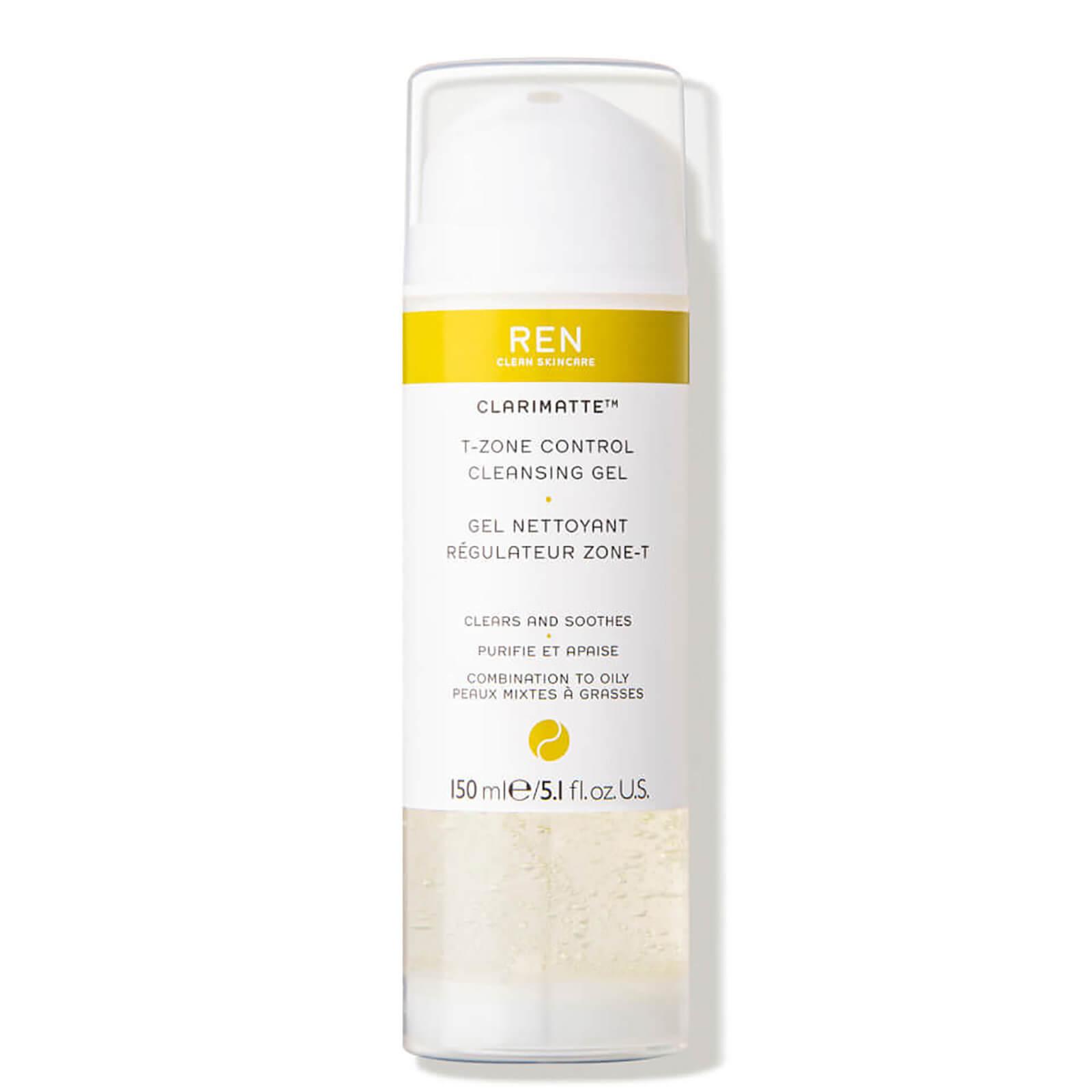 Купить Гель для умывания REN Clarimatte™ T-Zone Control Cleansing Gel