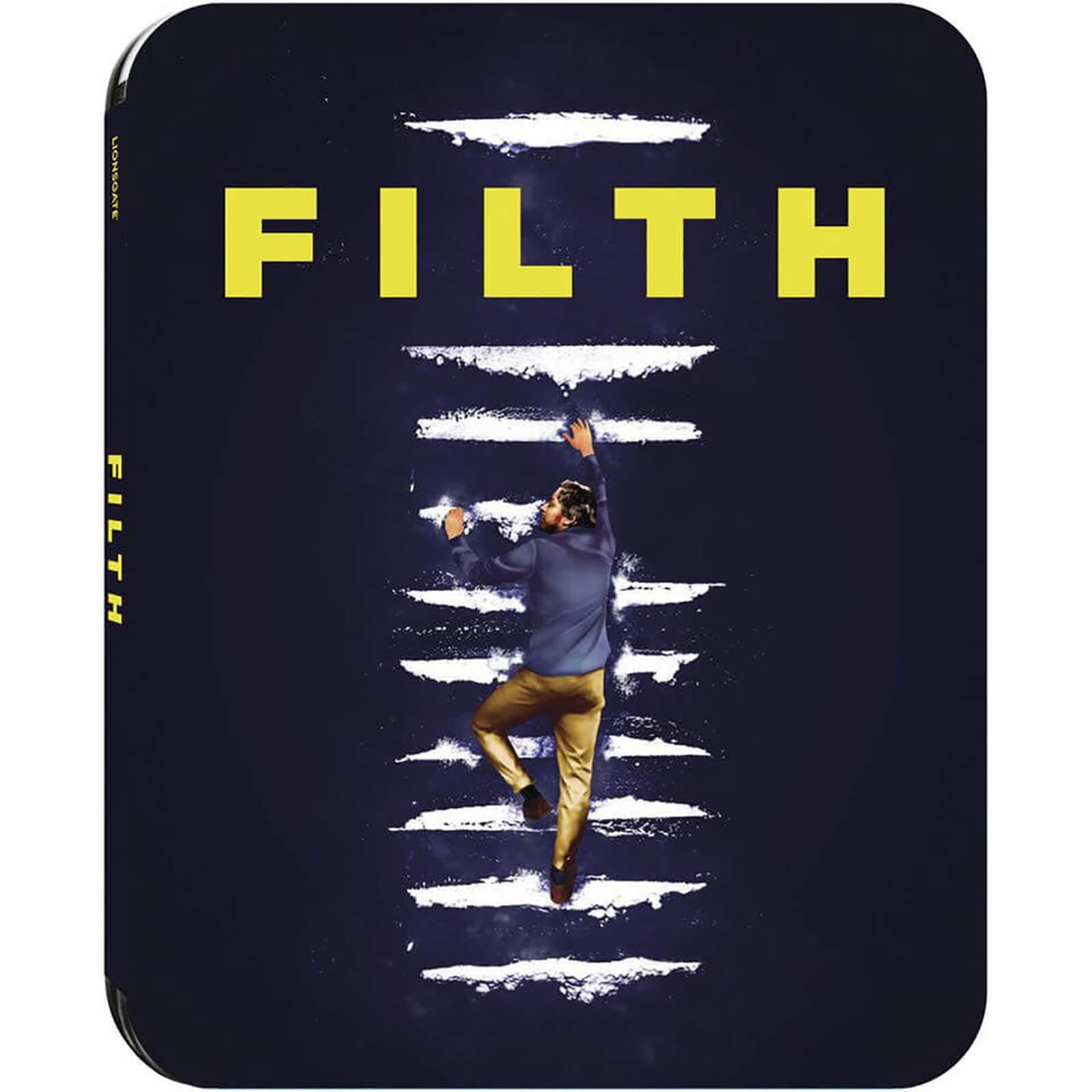 Filth - Steelbook Edition