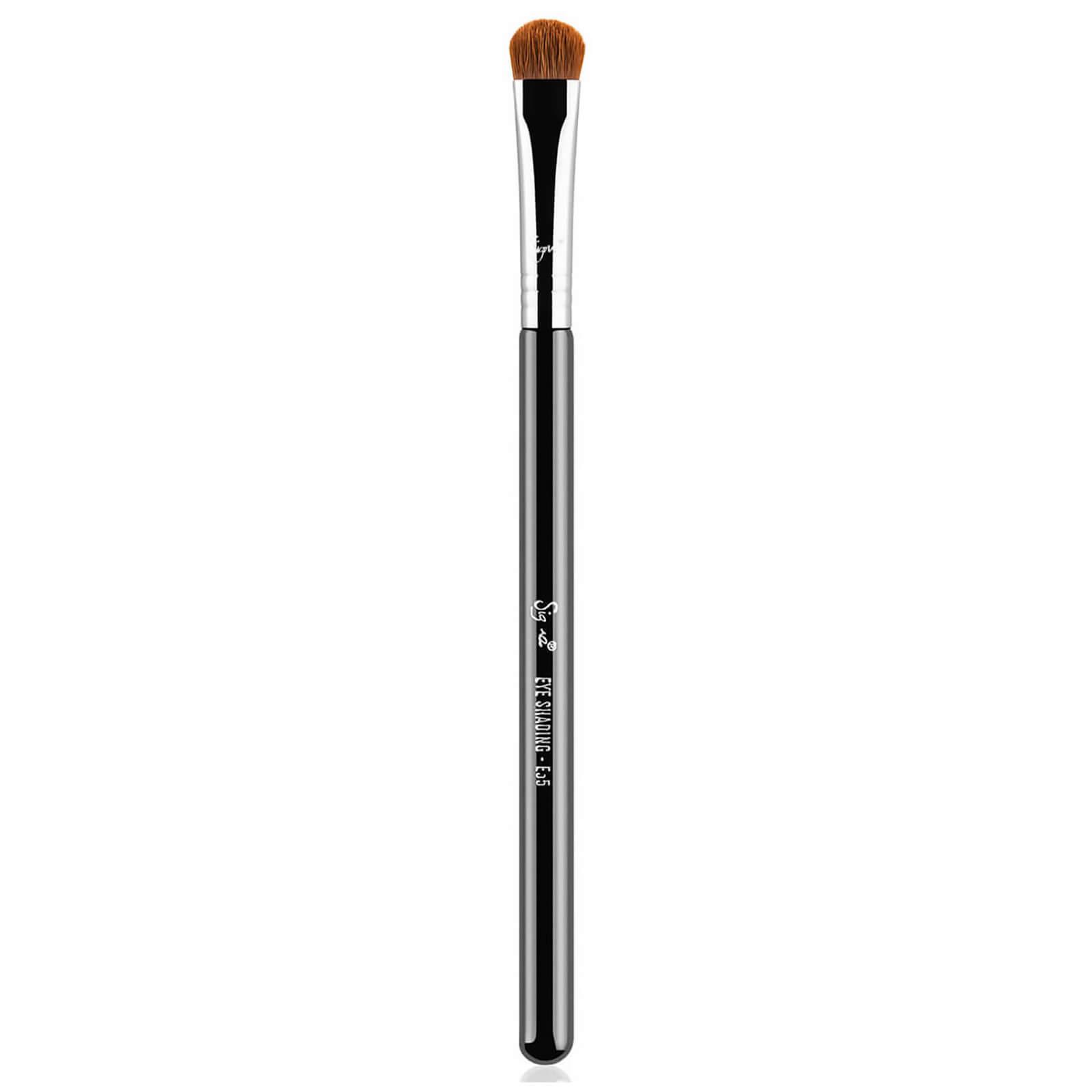 Купить Кисть для нанесения теней для век Sigma E55 Eye Shading Brush
