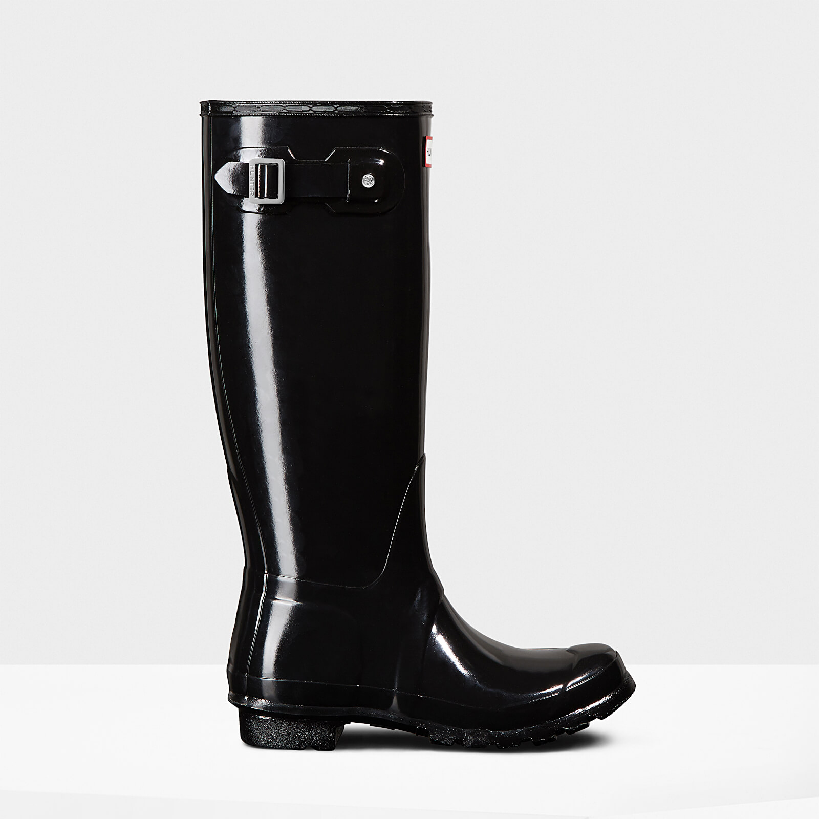 Click to view product details and reviews for Hunter Womens Original Tall Gloss Wellies Black Uk 3.