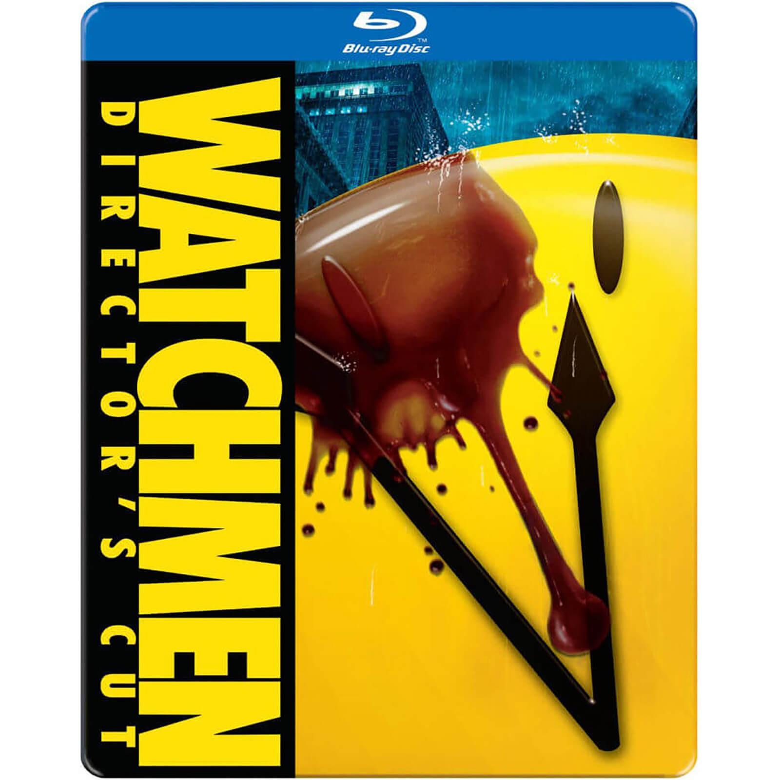 Watchmen - Import - Limited Edition Steelbook (Region 1)