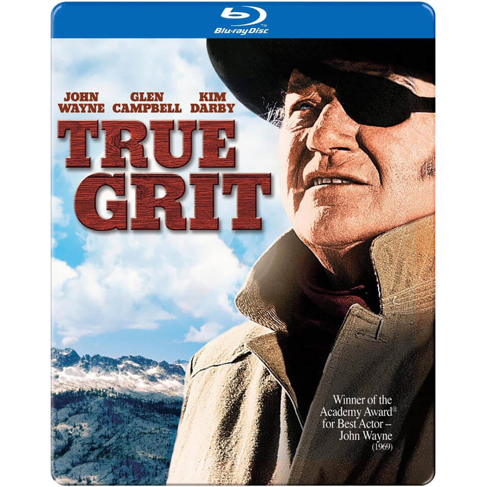 True Grit - Import - Limited Edition Steelbook (Region 1)