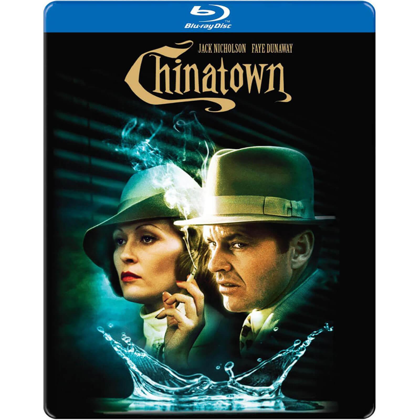 Chinatown - Import - Limited Edition Steelbook (Region 1)