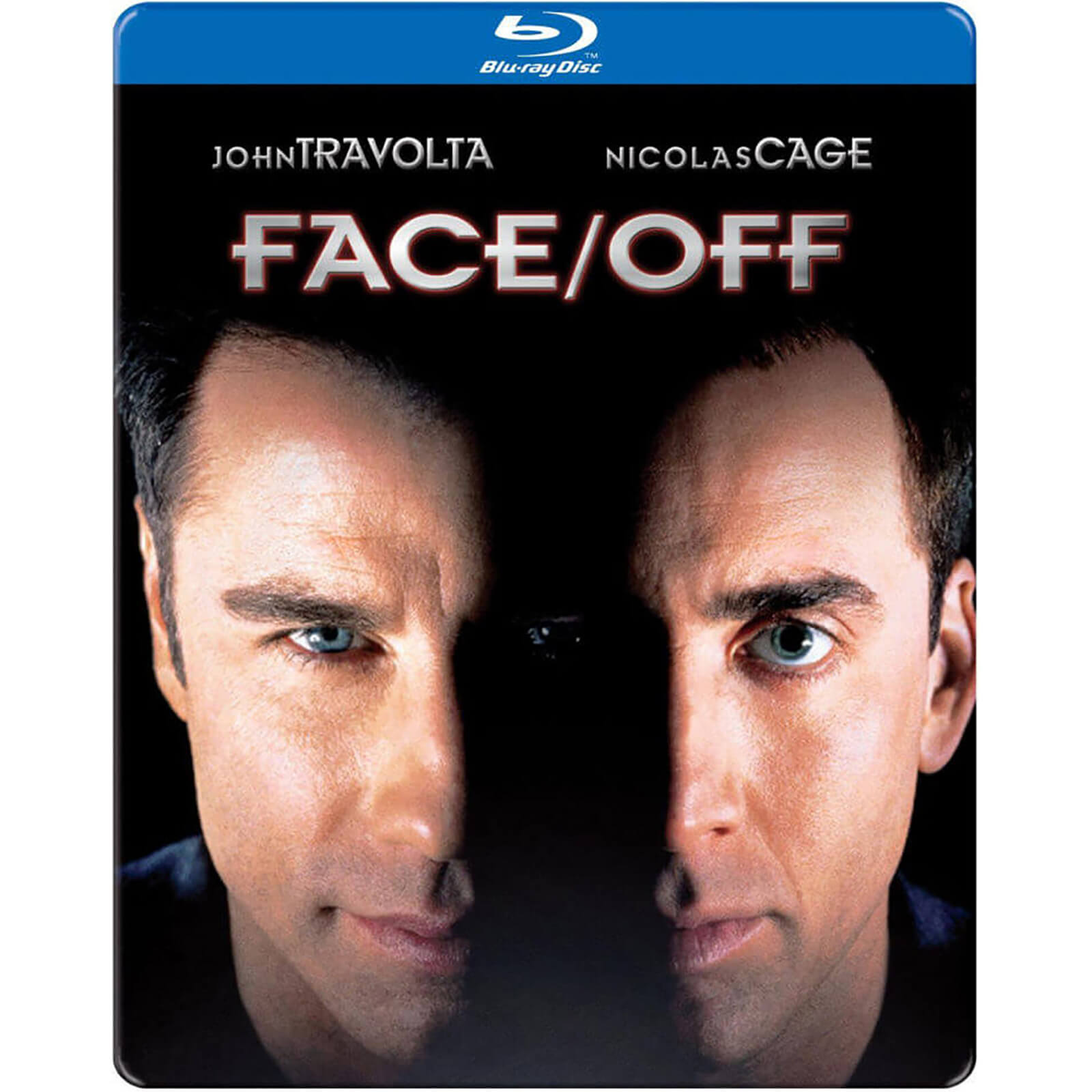 Face/Off - Import - Limited Edition Steelbook (Region 1)