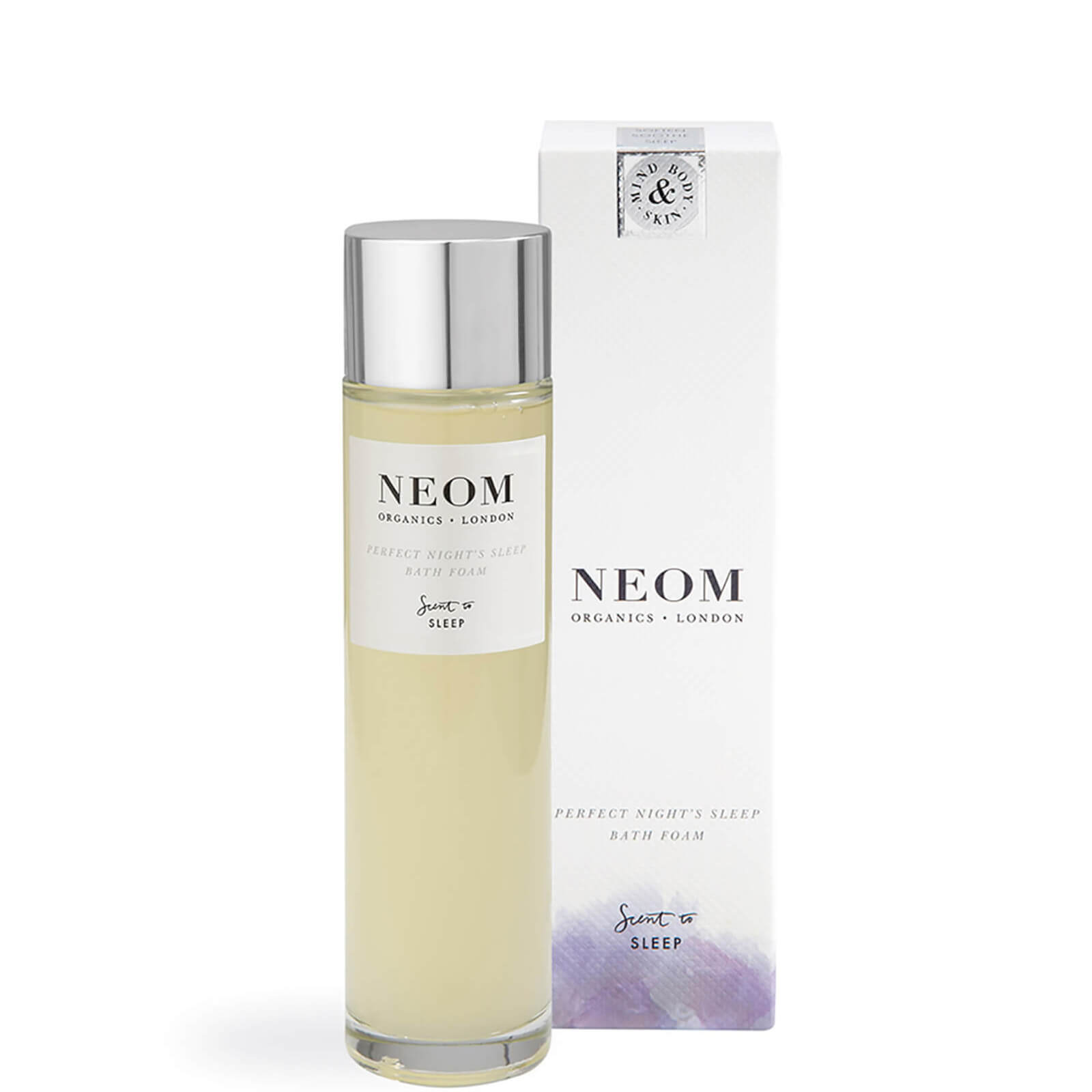 Органическая пена для ванн «Безмятежность»NEOM Organics Tranquillity Bath Foam (200мл)  - Купить