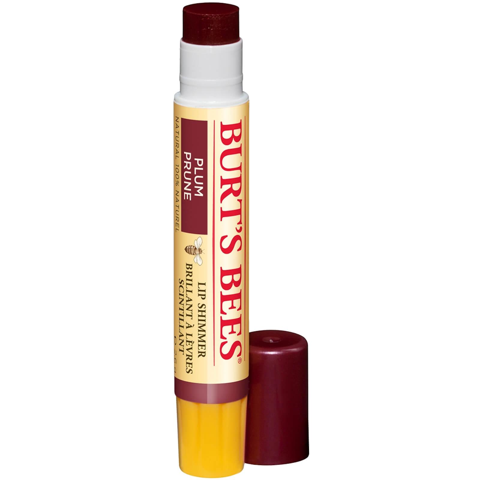 Купить Блеск для губ Burt's Bees Lip Shimmer — Plum