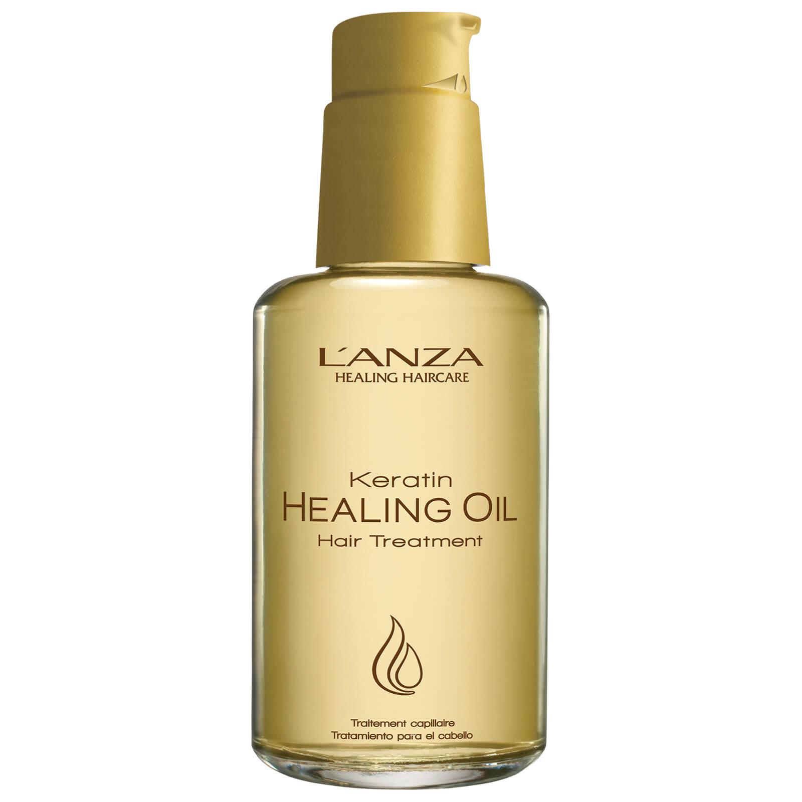 Купить Средство для ухода за волосами L'Anza Keratin Healing Oil(50 мл)