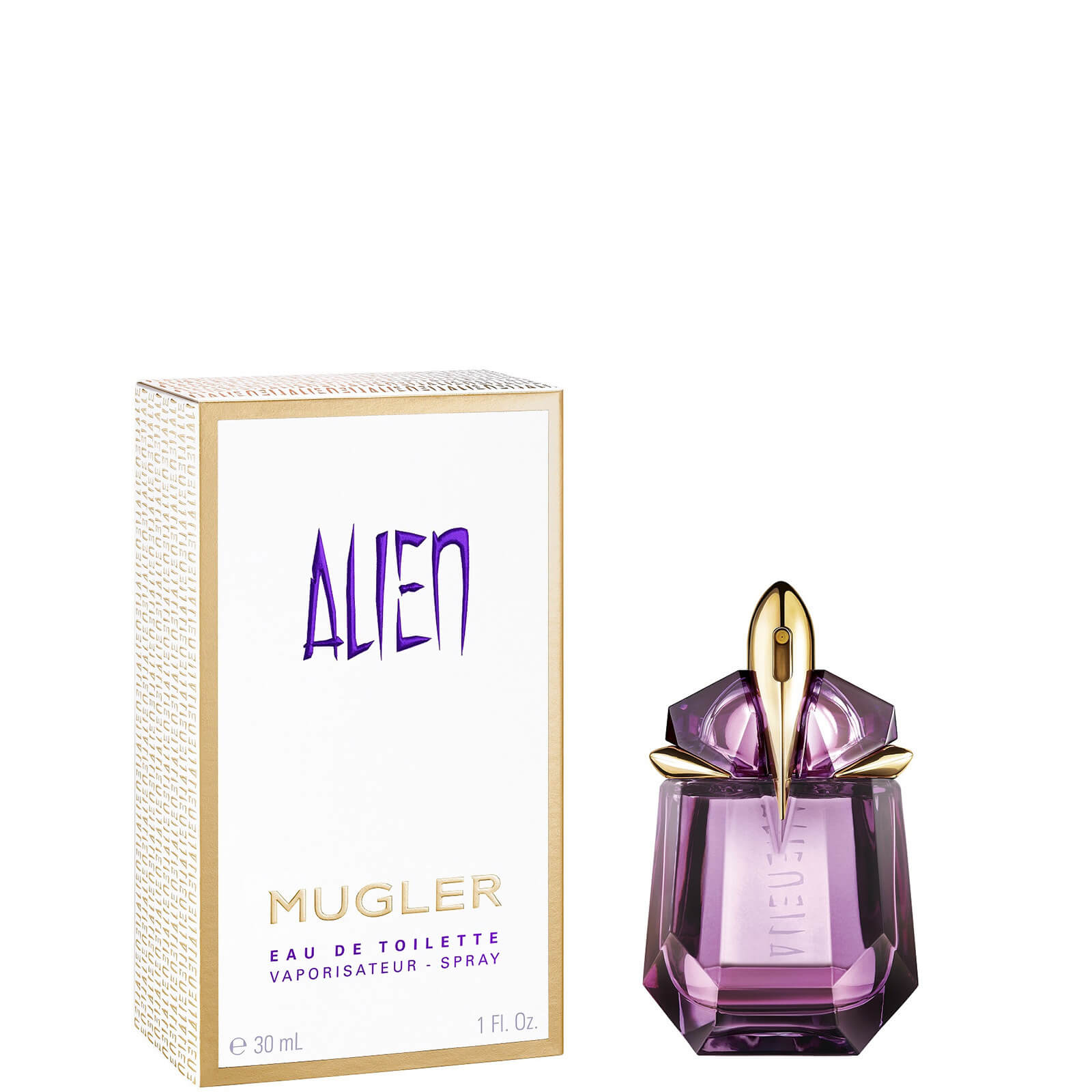 MUGLER Alien Eau de Toilette Natural Spray (Various Sizes) - 30ml