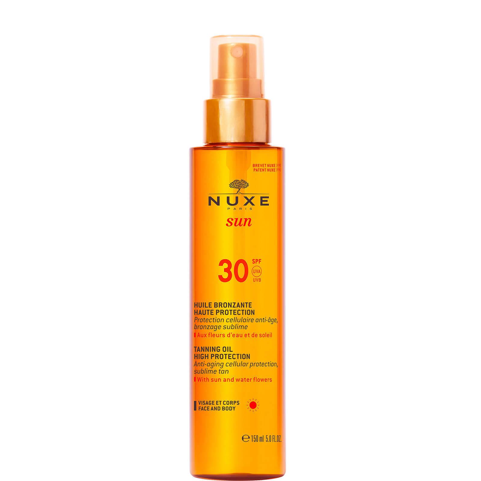 NUXE Sun olio solare viso e corpo SPF 30 (150 ml)
