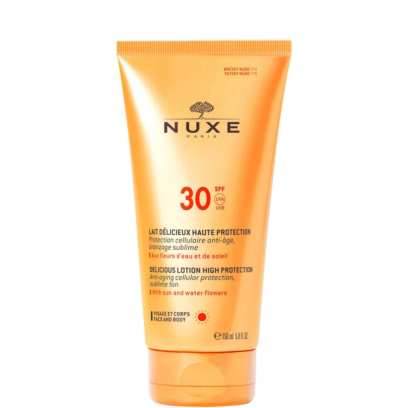 NUXE Sun protezione solare anti-età SPF 30 viso e corpo (150 ml)
