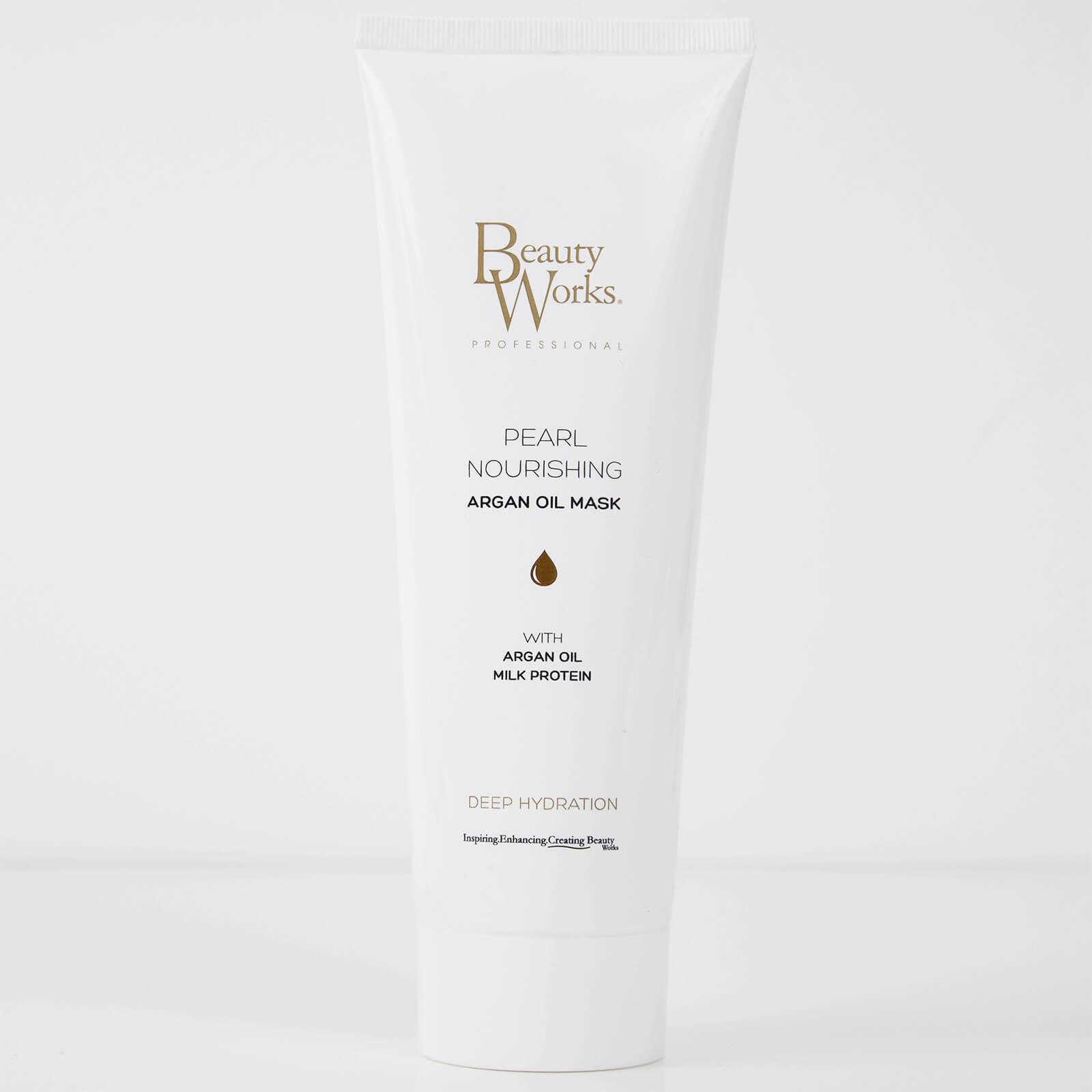 Купить Питательная маска для волос с аргановым маслом Beauty Works Pearl Nourishing Argan Oil Mask