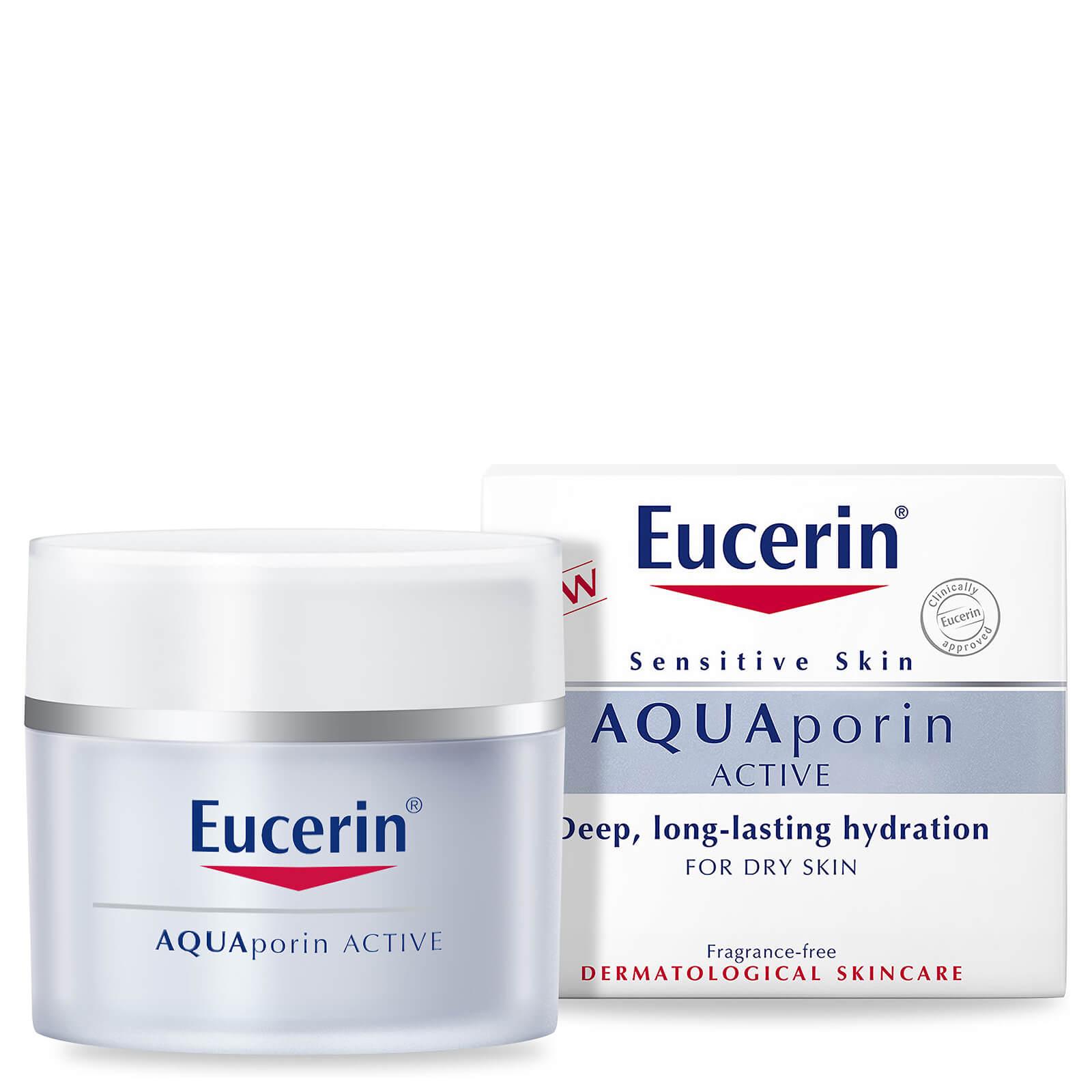 Eucerin® Aquaporin Active pour peaux sèches (50ml)