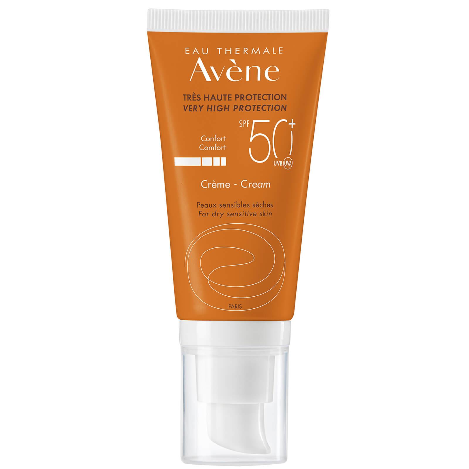 Avène Cream SPF50+ -aurinkovoide (50ml)