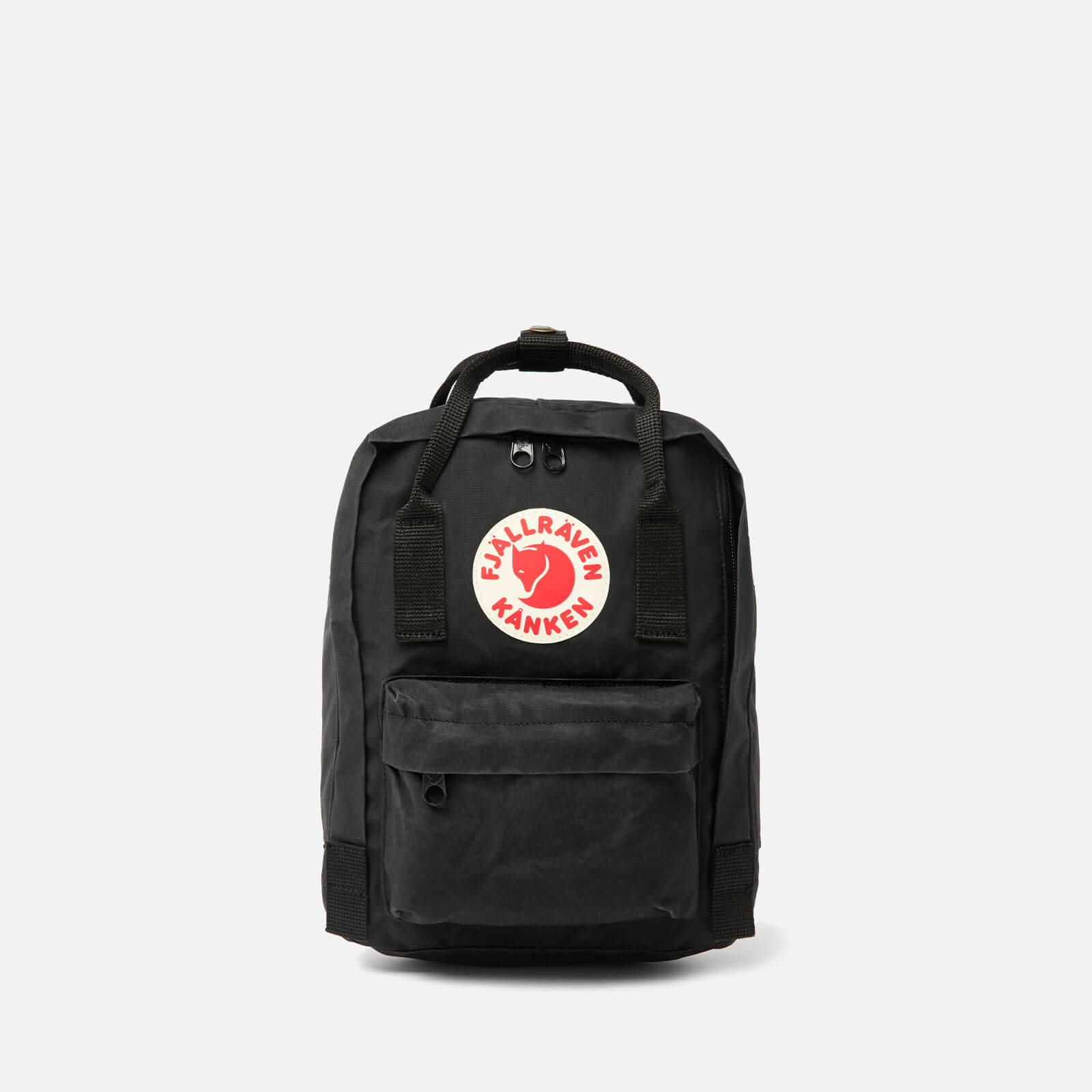 Click to view product details and reviews for Fjallraven Womens Kanken Mini Backpack Black.