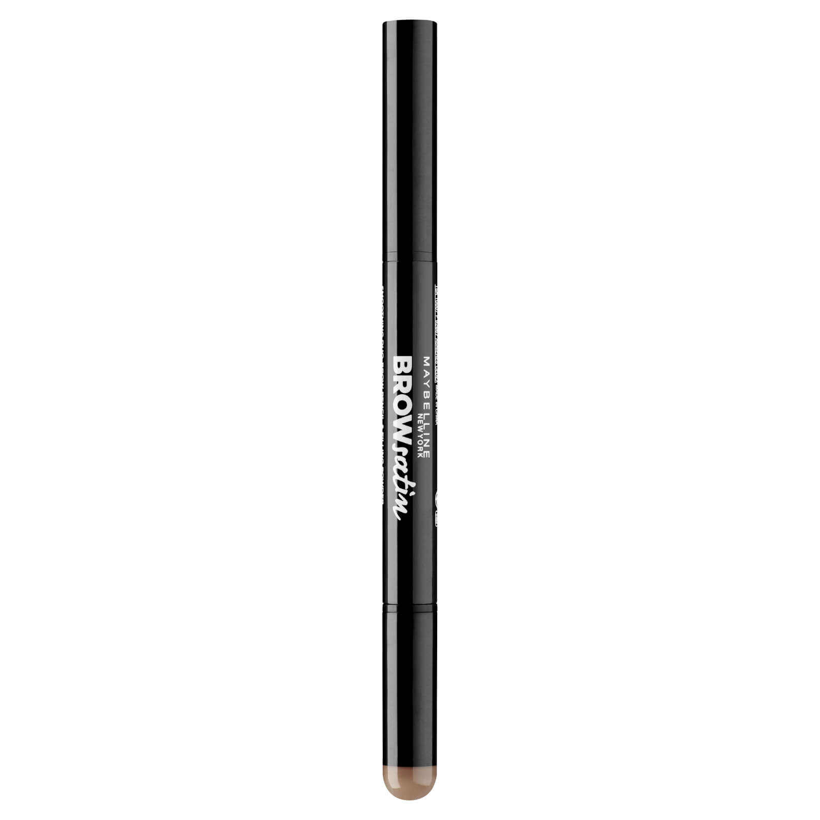 Image of Maybelline Brow Satin matita per sopracciglia (varie tonalità) - Medium Brown
