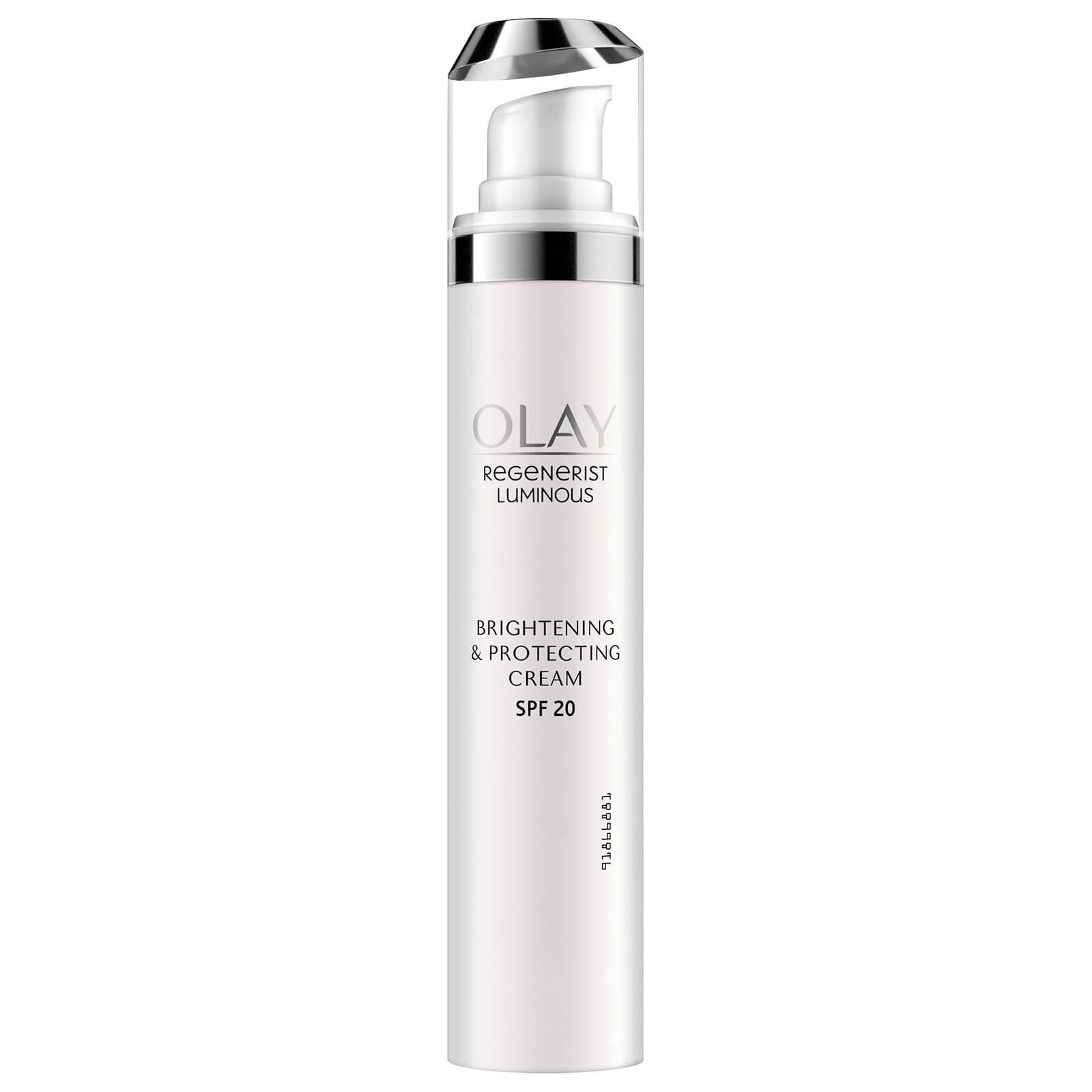 Olay Regenerist Luminous SPF20 Moisturiser with Niacinamide for Glowing Skin 50ml  - Купить