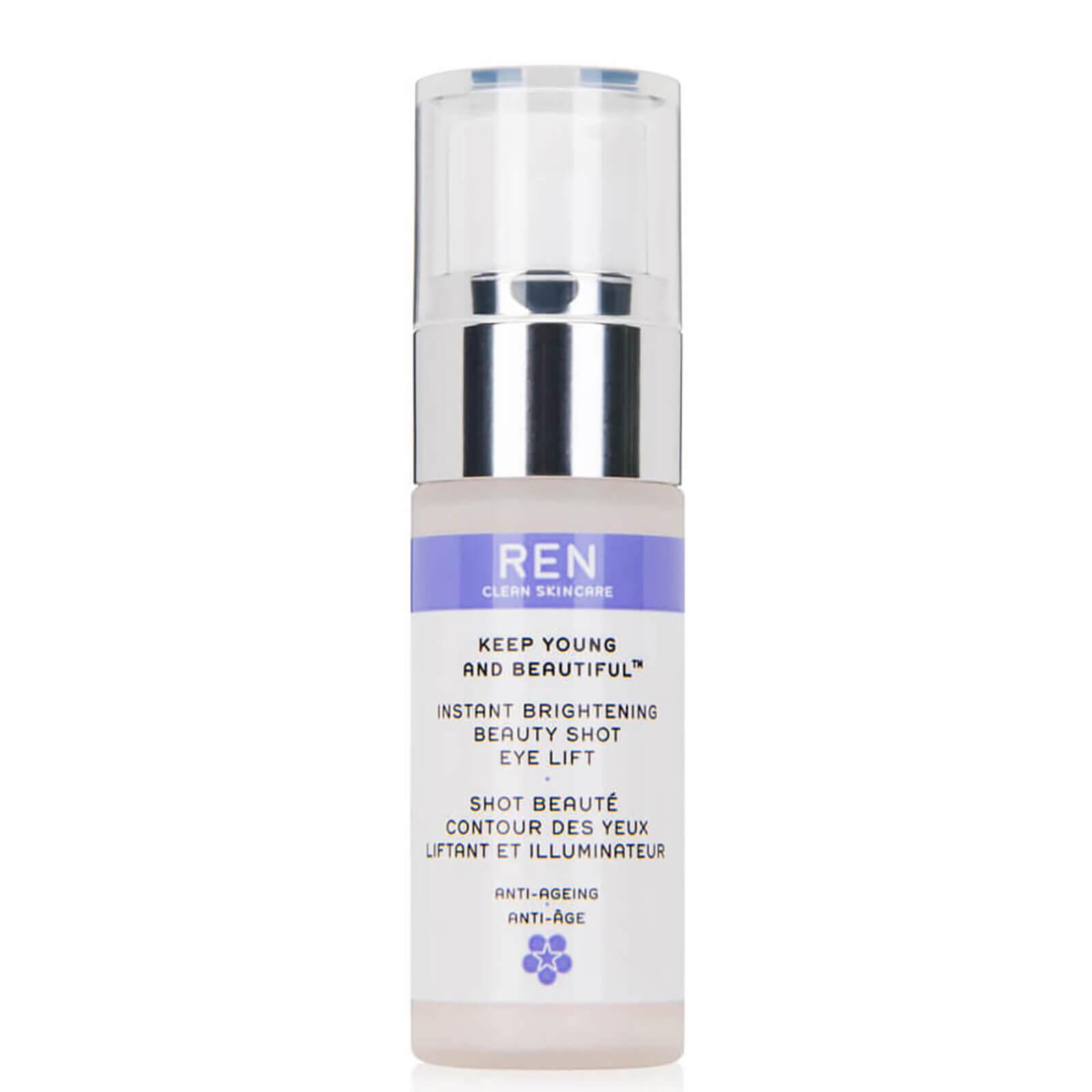 Купить Средство для мгновенной подтяжки и улучшения цвета кожи вокруг глаз REN Keep Young and Beautiful™ (15 мл)