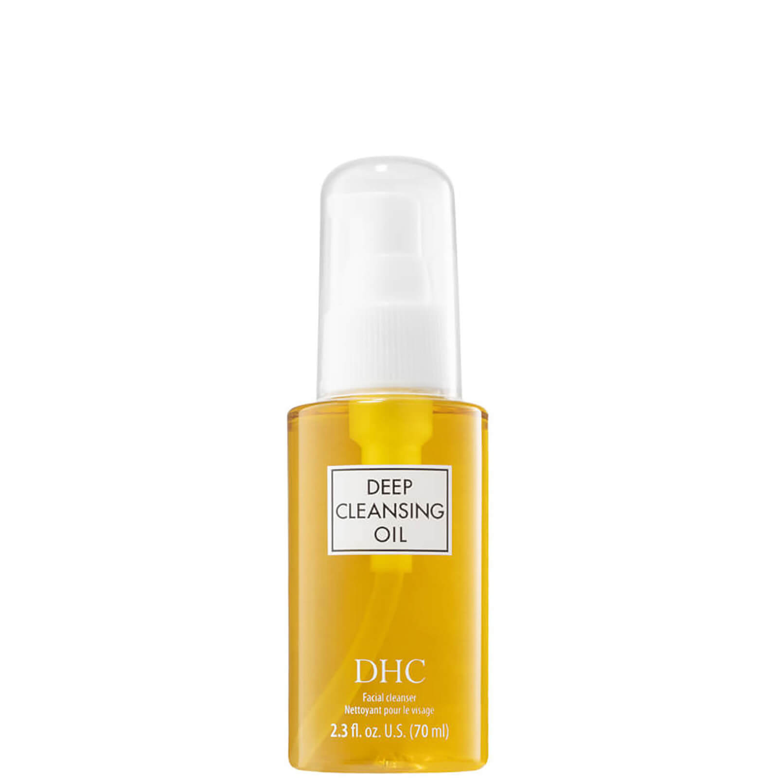 Dhc Deep Cleansing Oil In Yellow