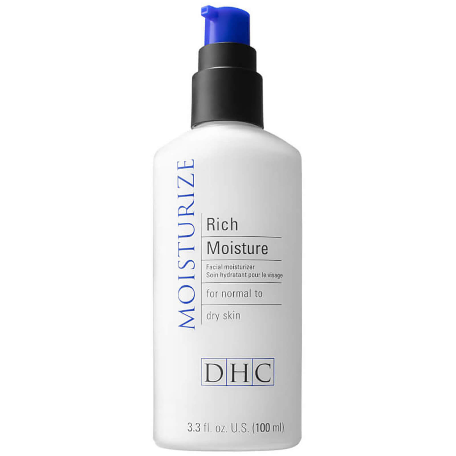 Купить DHC Rich Moisture Face Moisturiser (100ml)