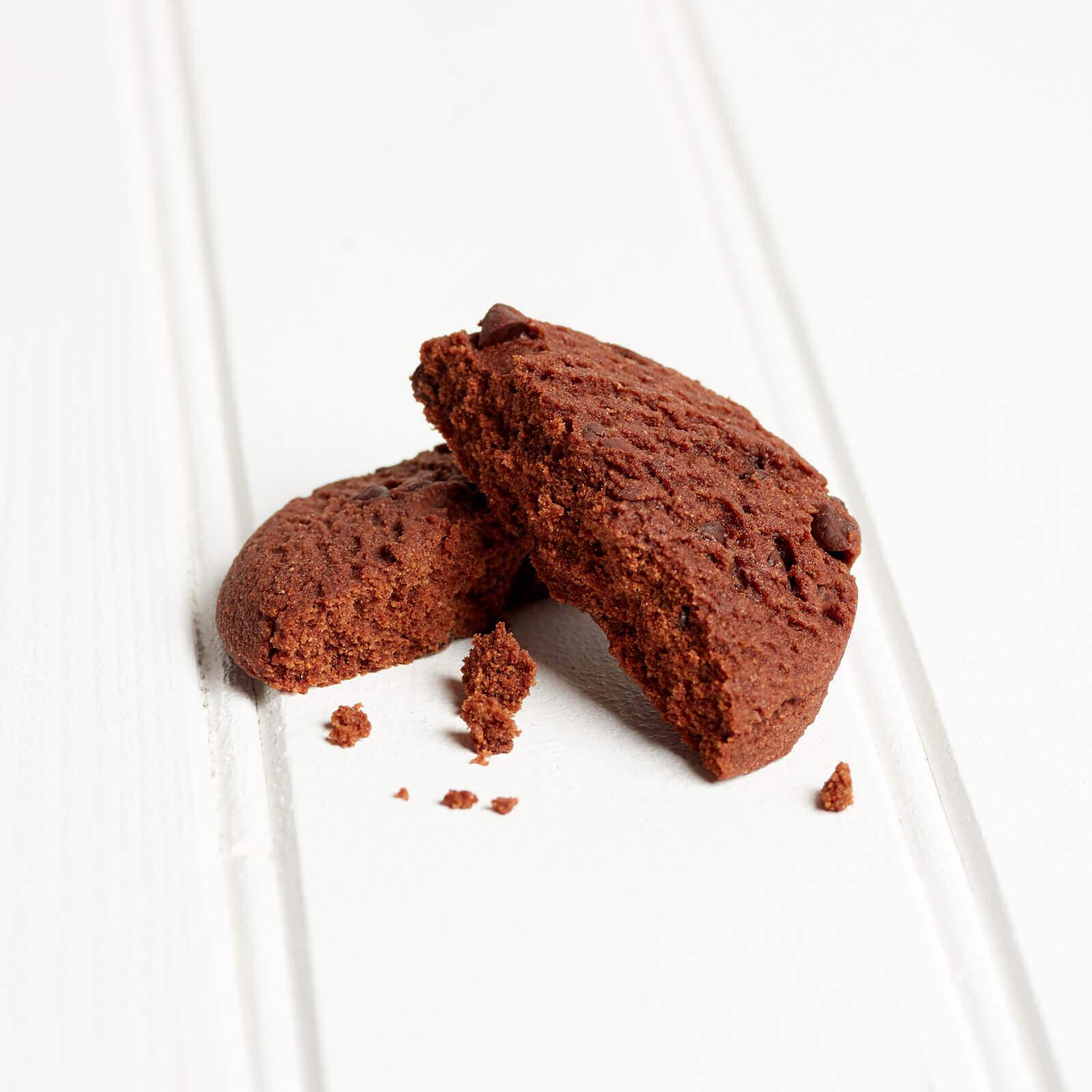 Biscotto al doppio cioccolato (Scatola da 7)