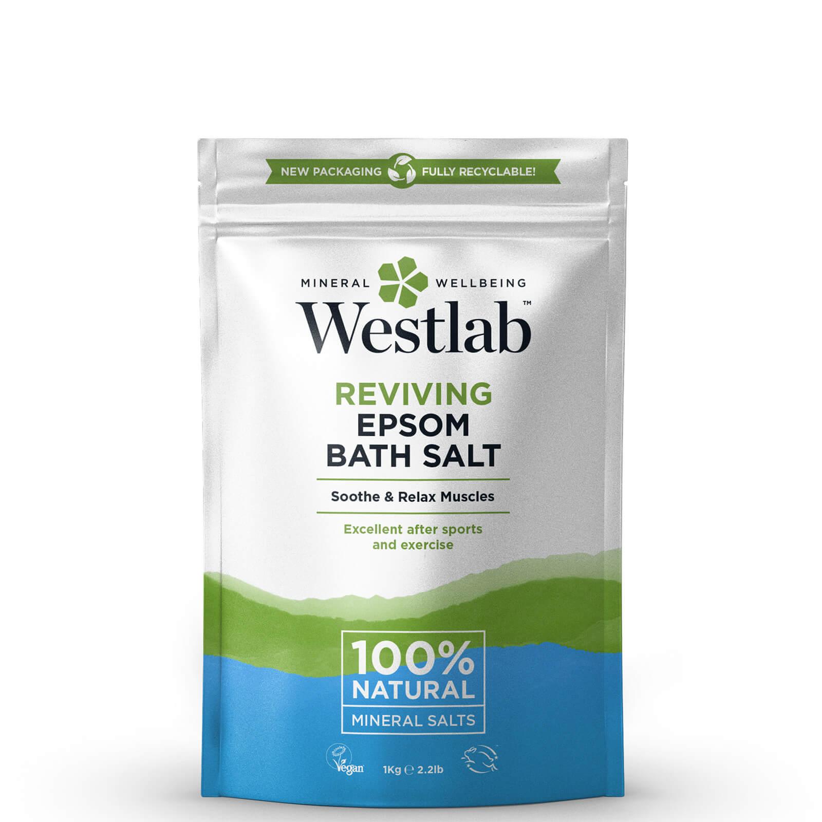 Купить Эпсомская соль Westlab 1 кг