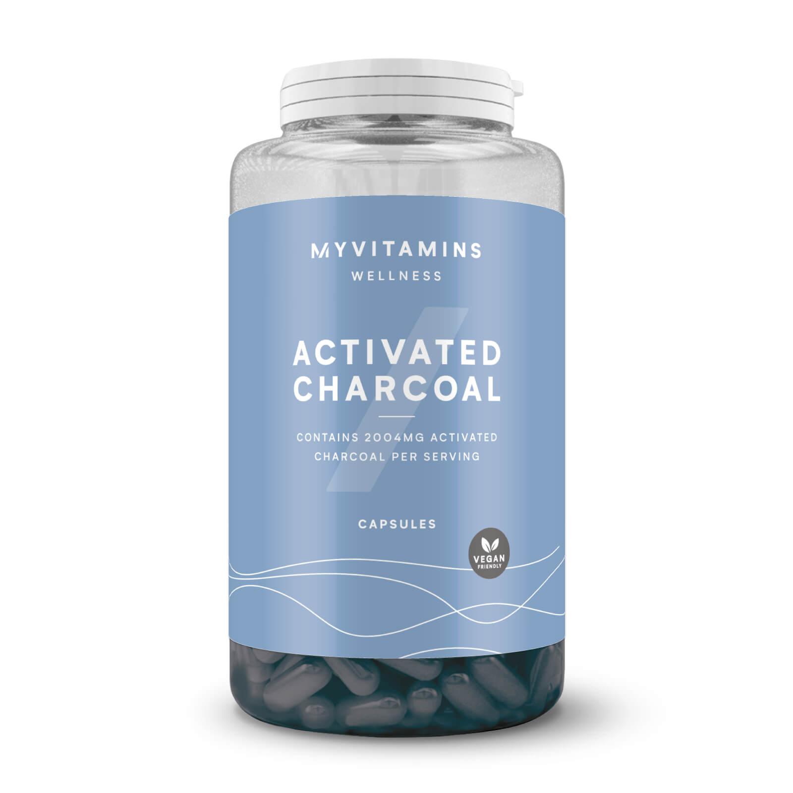 Charbon actif - 90Gélules