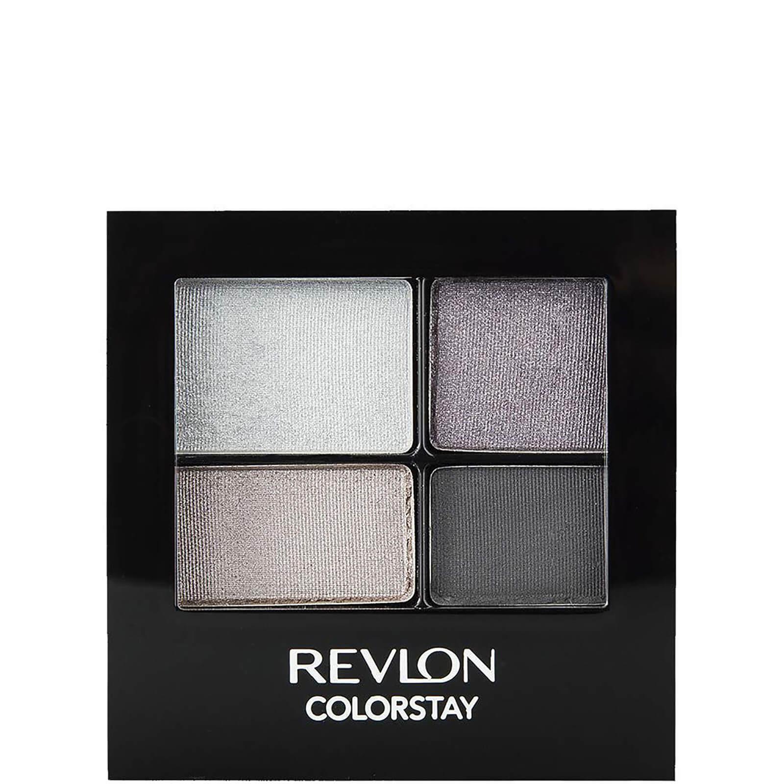 Revlon Colorstay 16 Hour Eyeshadow Quad - Siren