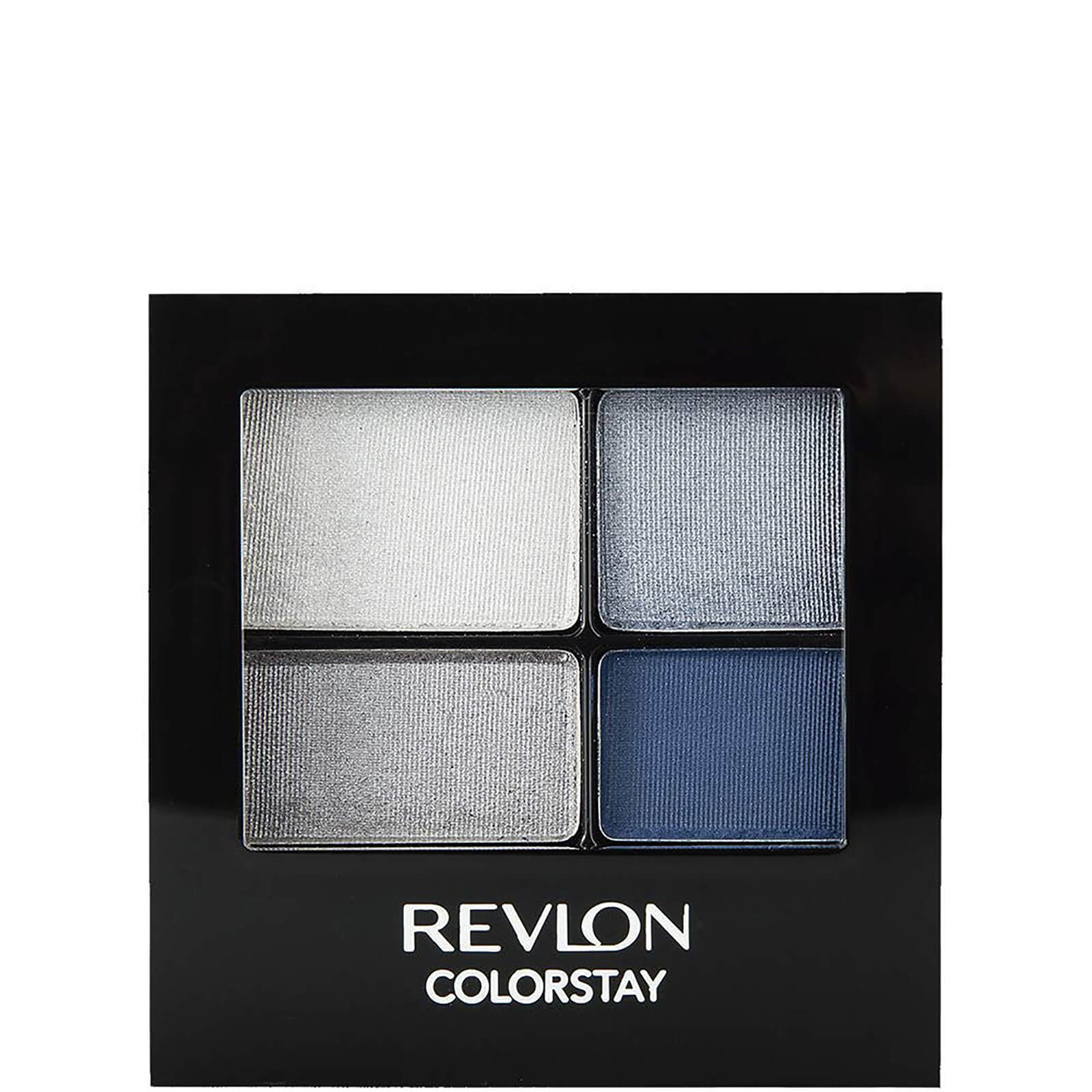 Image of Revlon Colorstay 16 Hour Eyeshadow Quad - Passionate