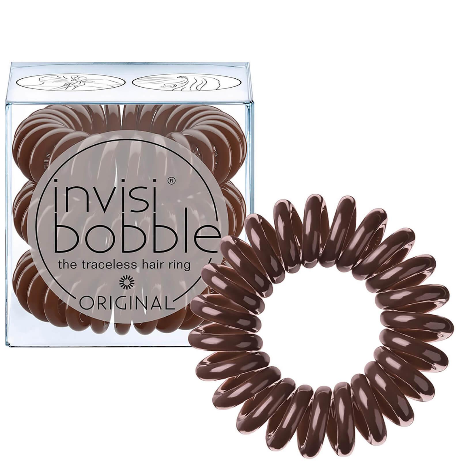 Купить Резинка для волос invisibobble Original (3 шт. в упаковке) – Pretzel Brown