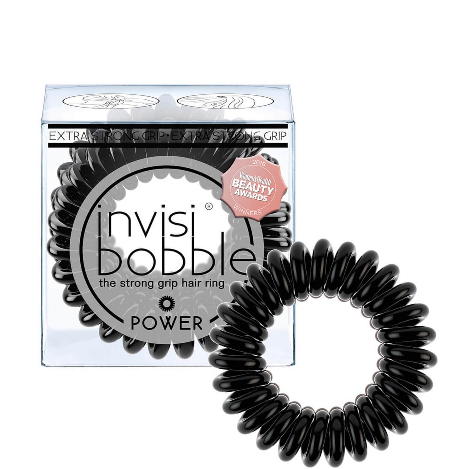 Купить Резинка для волос invisibobble Power(3 шт. в упаковке) – True Black