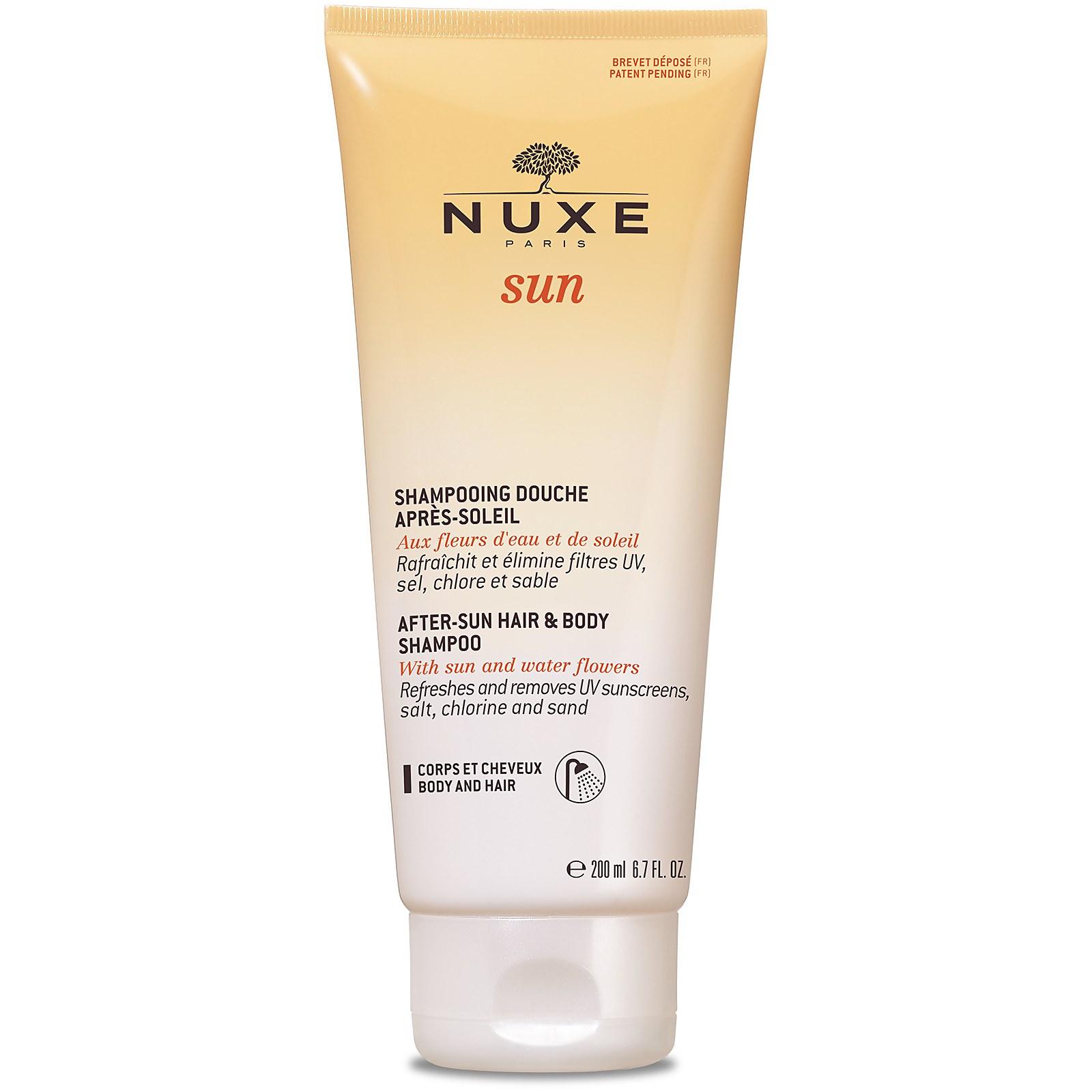 NUXE Sun shampoo doccia doposole 200 ml