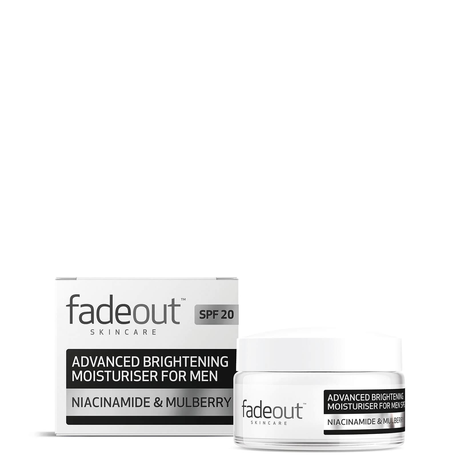 Купить Увлажняющий отбеливающий крем с солнцезащитным фактором для мужчин Fade Out ADVANCED Even Skin Tone Moisturiser for Men SPF 25
