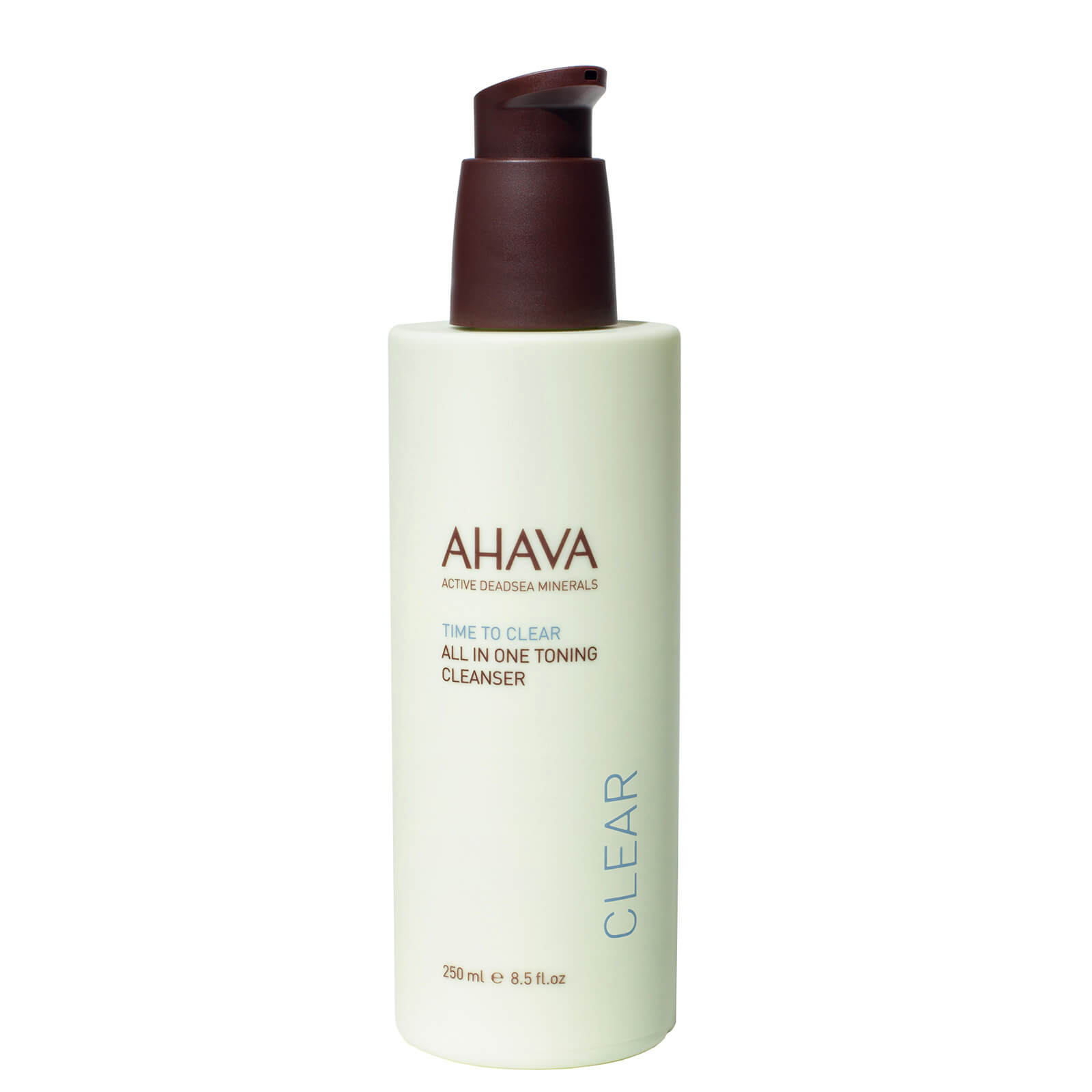 best AHAVA ALL IN ONE TONING CLEANSER