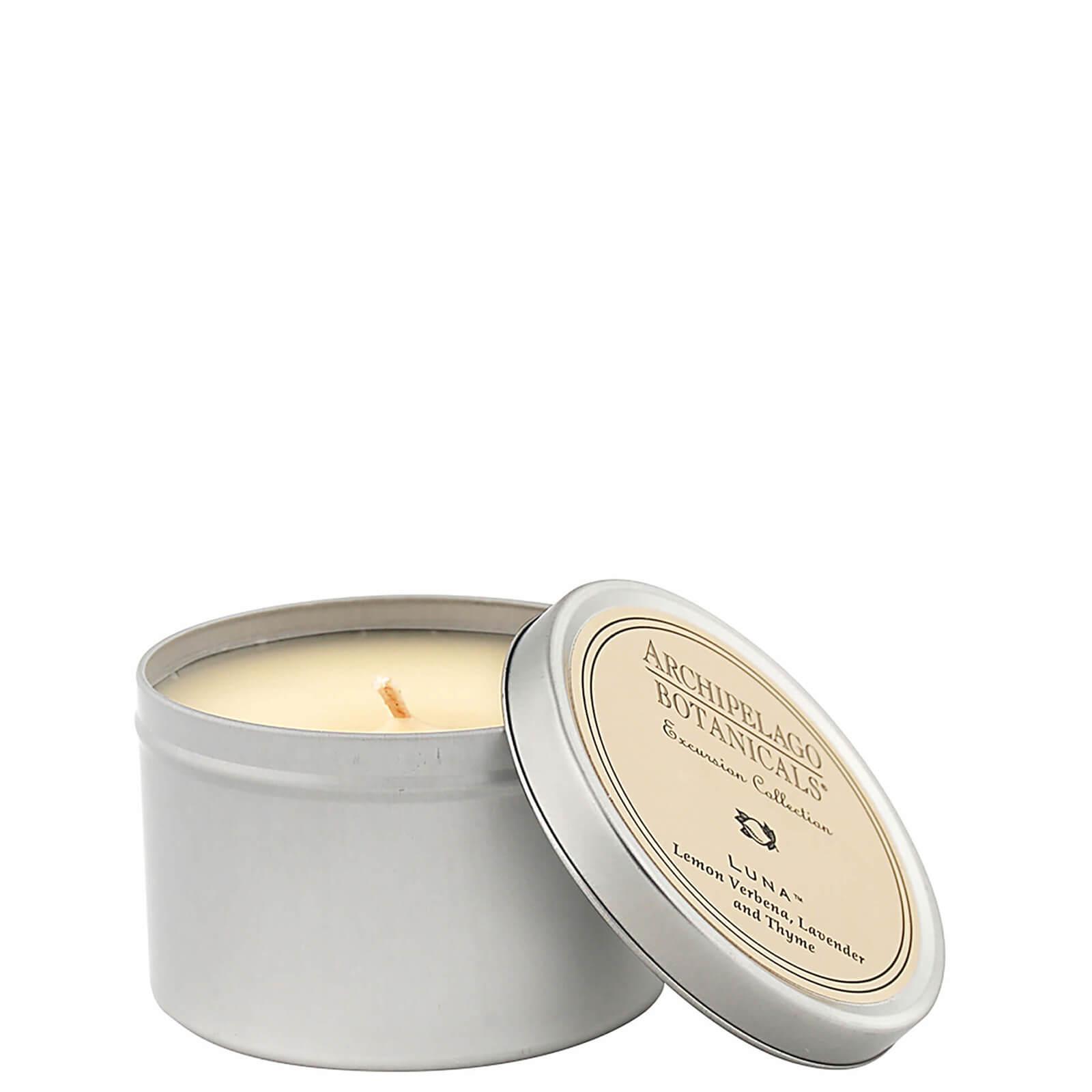 Купить Декоративная ароматическая свеча в жестяной баночкеArchipelago Botanicals Candle in a Tin— Luna