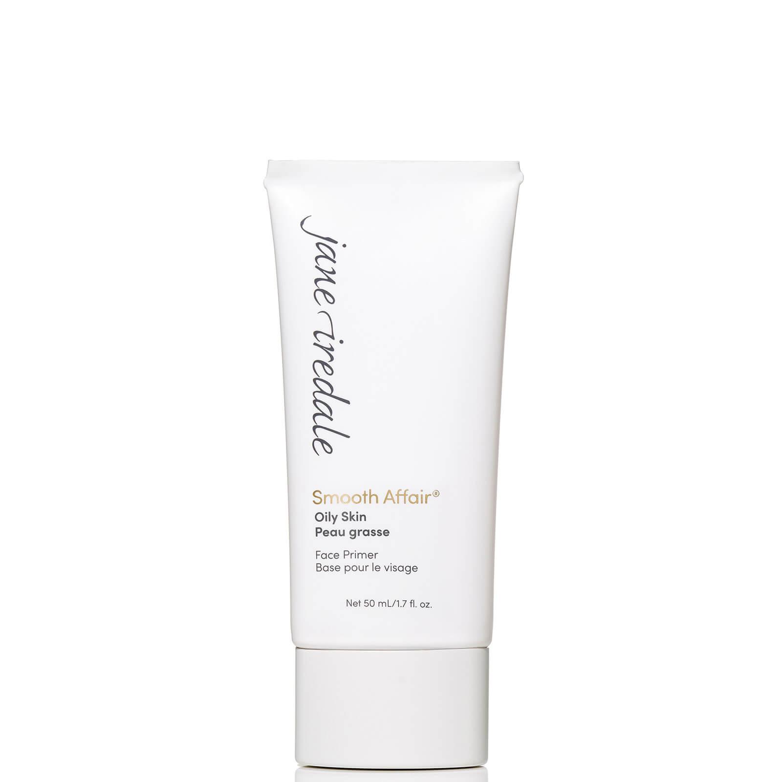 Jane Iredale Smooth Affair For Oily Skin Facial Primer Brightener (1.7 Fl. Oz.) In White