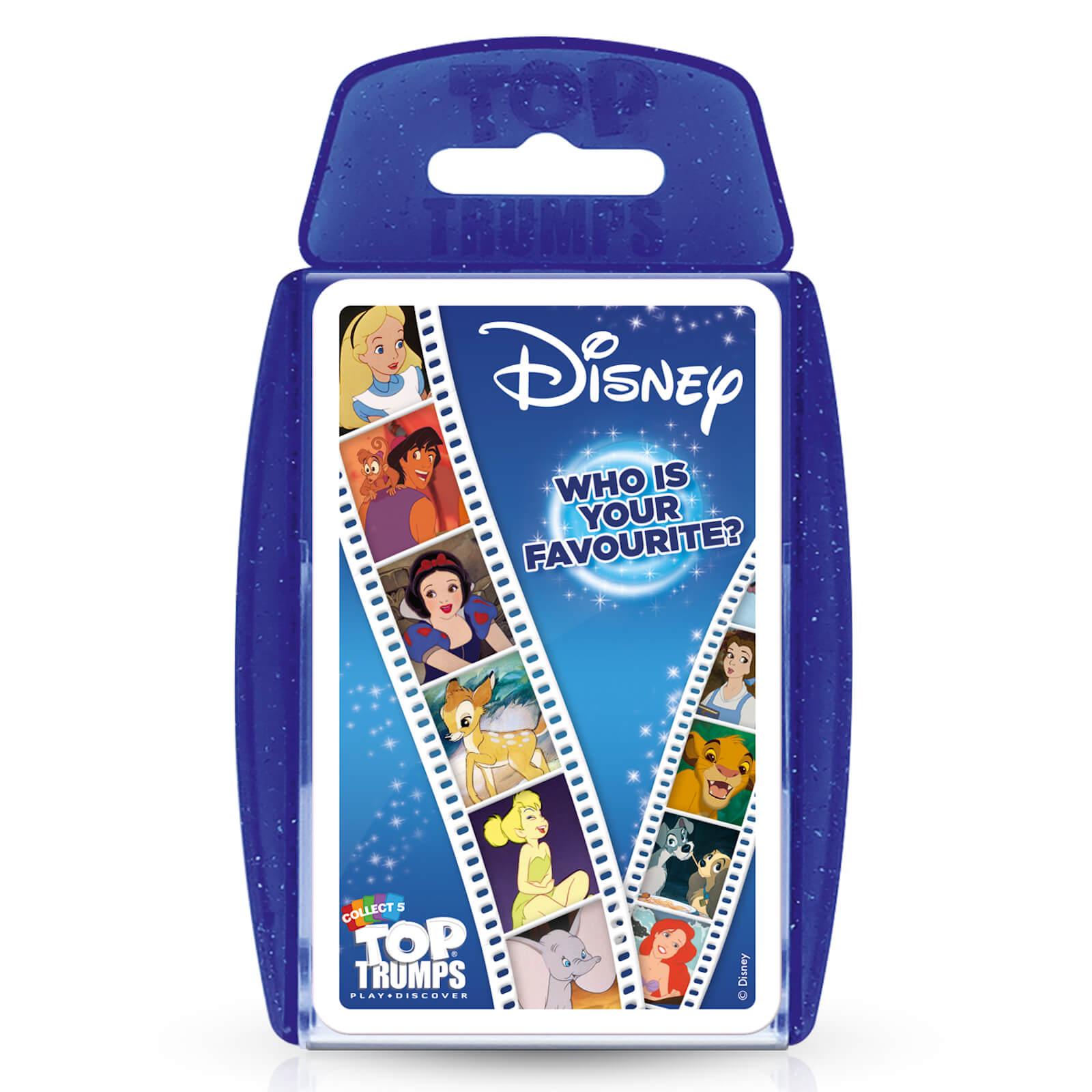 Image of Top Trumps Card Game - Disney Classics Edition