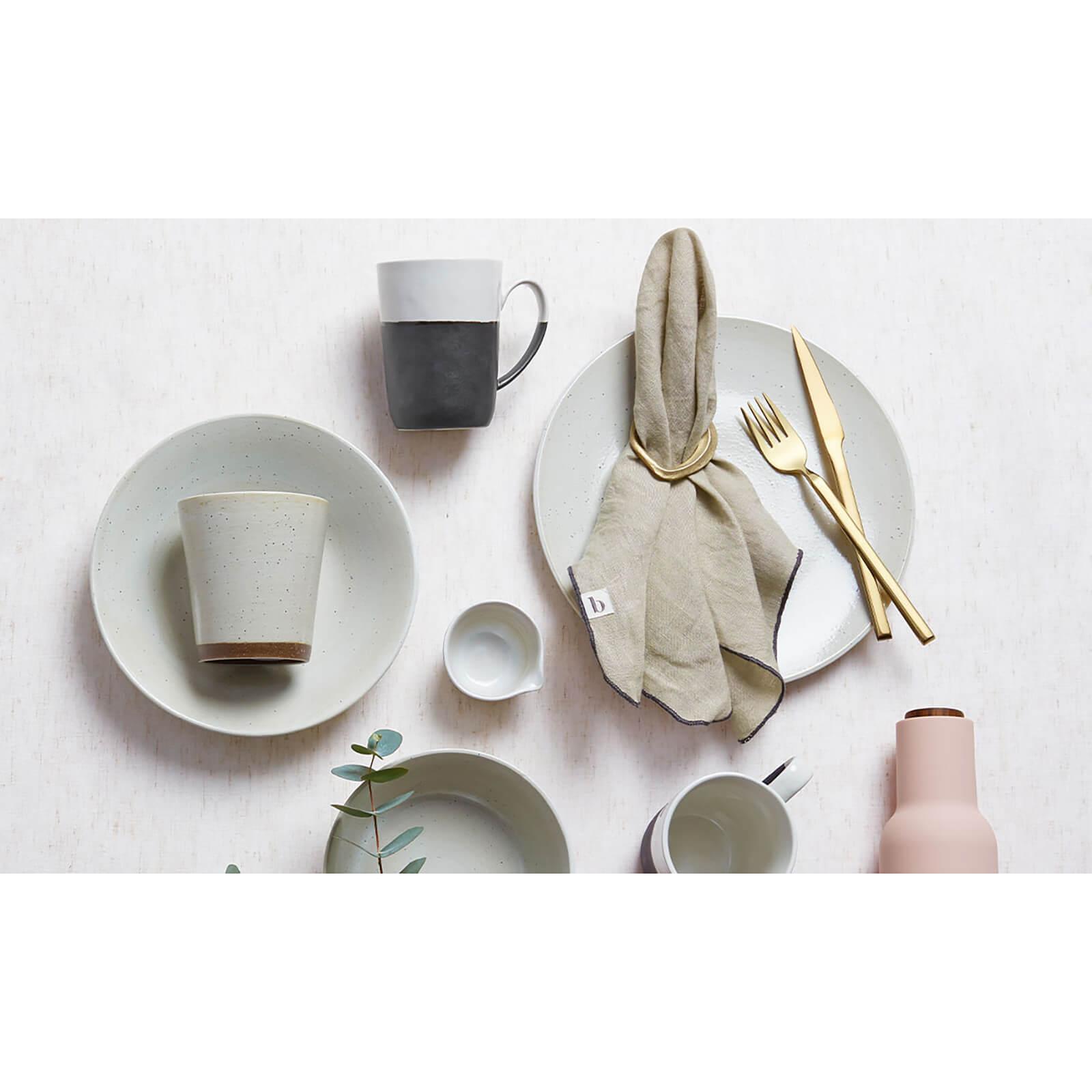 Broste Copenhagen Esrum Stoneware Mug - 350Ml - (Set Of 4)