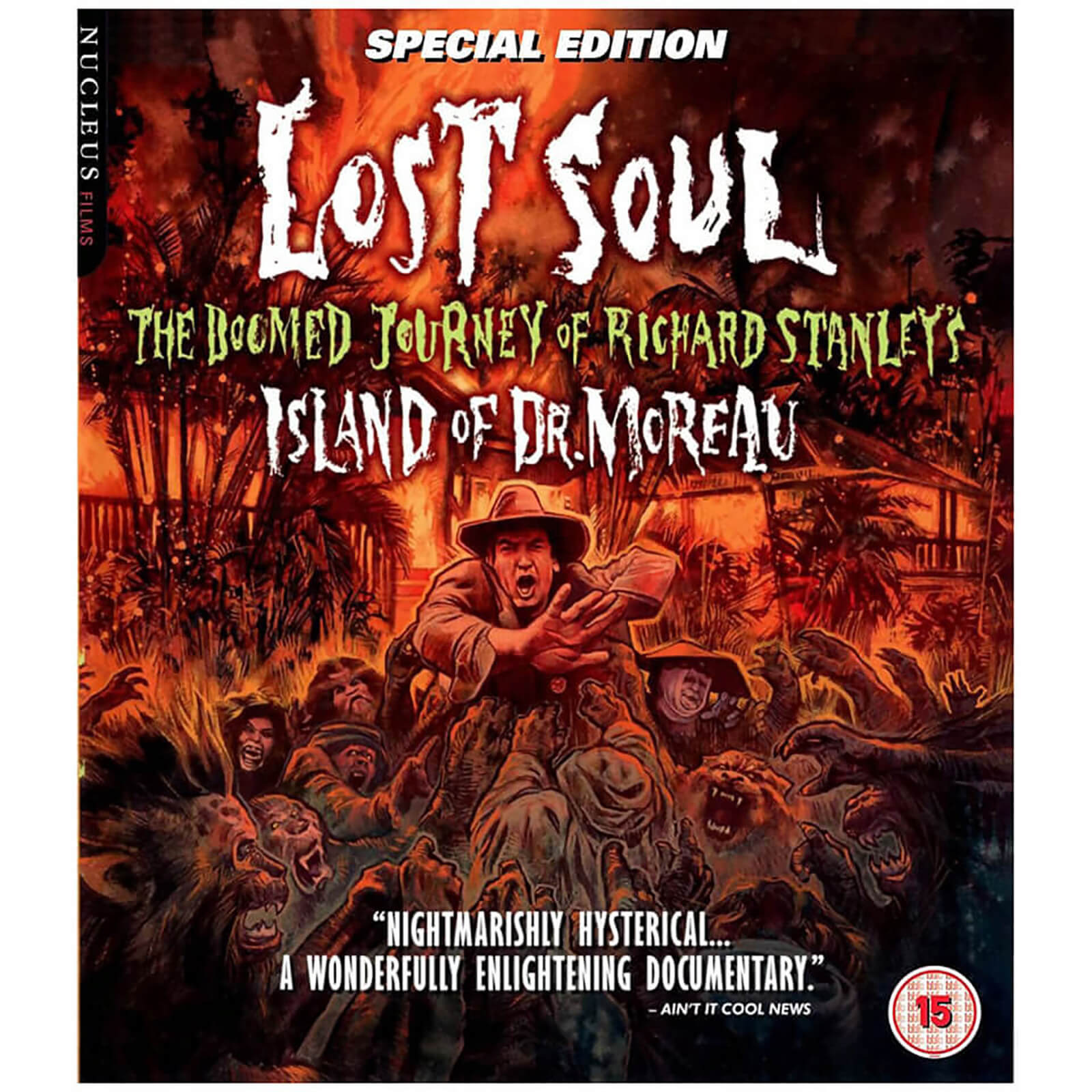 Lost Soul - The Doomed Journey of Richard Stanley's Island of Dr. Moreau