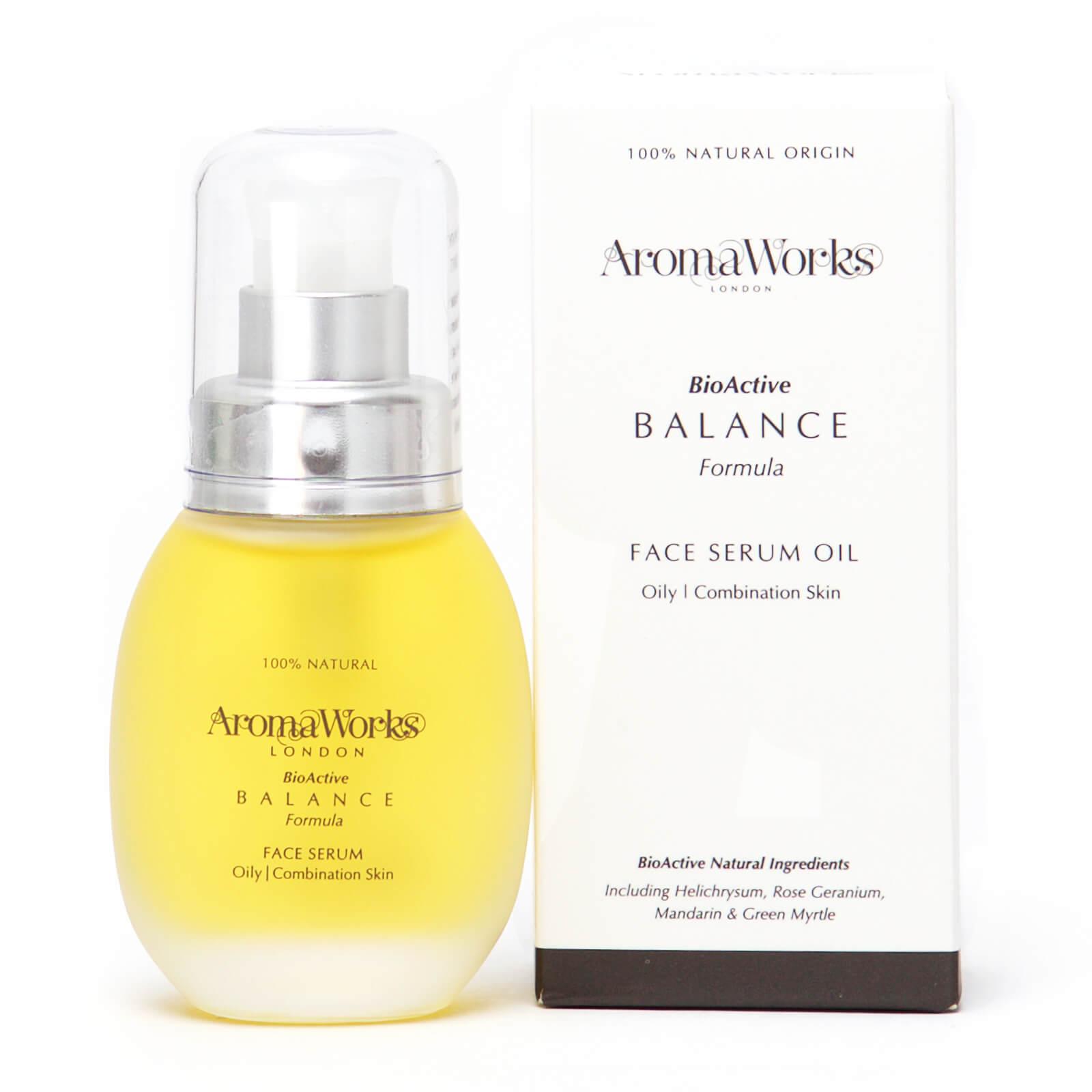 AromaWorks Balance siero oleoso per il viso 30 ml