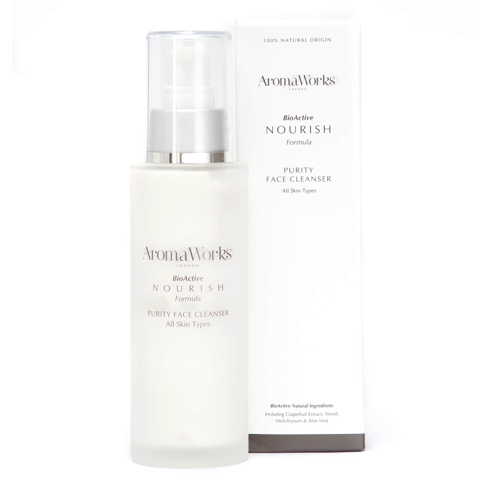 Купить Средство для снятия макияжа AromaWorks Purity Face Cleanser 100 мл