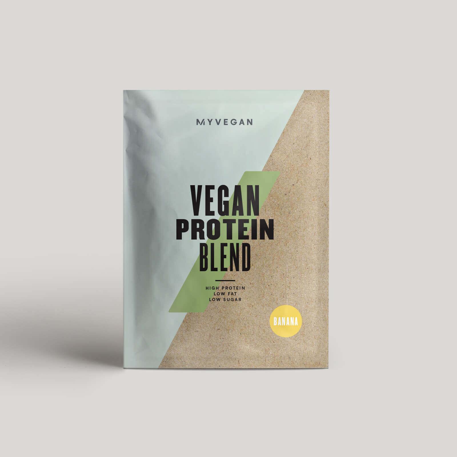 Myvegan Vegan Protein Blend (Sample) - 30g - Blueberry and Cinnamon