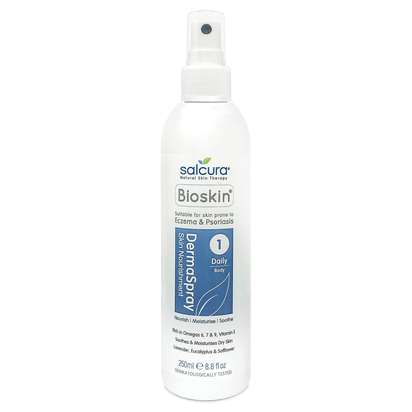 Click to view product details and reviews for Salcura Bioskin Dermaspray Daily 250ml.