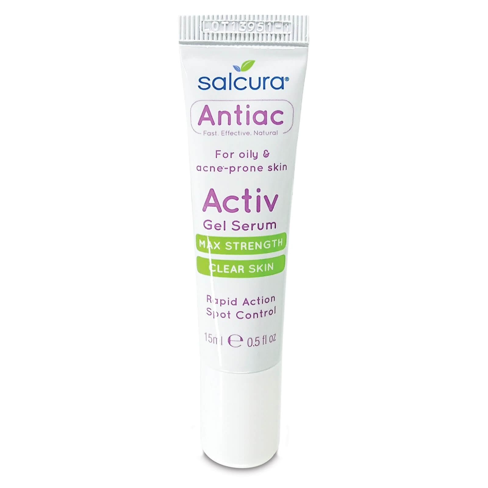 Купить Активная сыворотка против акне Salcura Antiac Activ Gel Serum (15 мл)